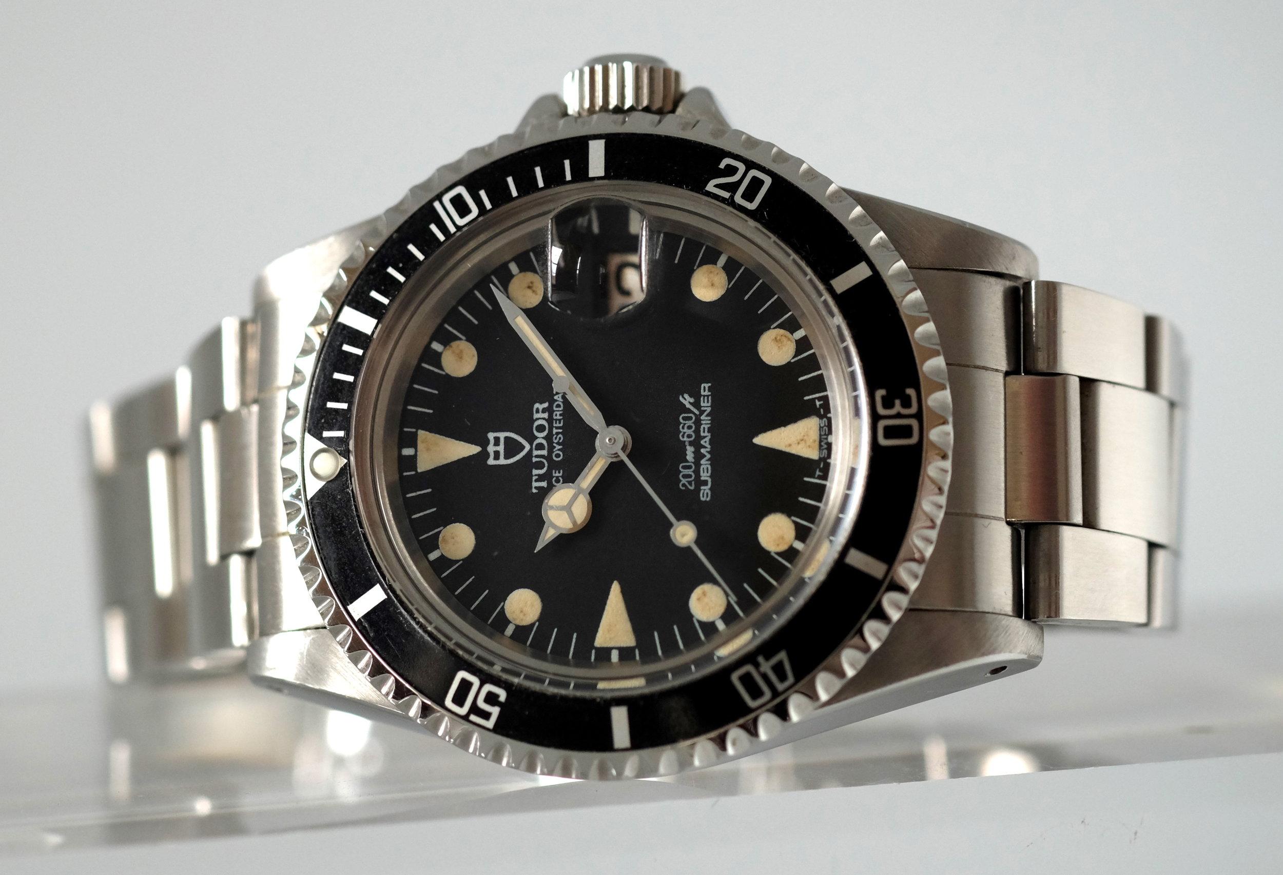 Tudor Submariner Oysterdate Ref. 79090   SOLD