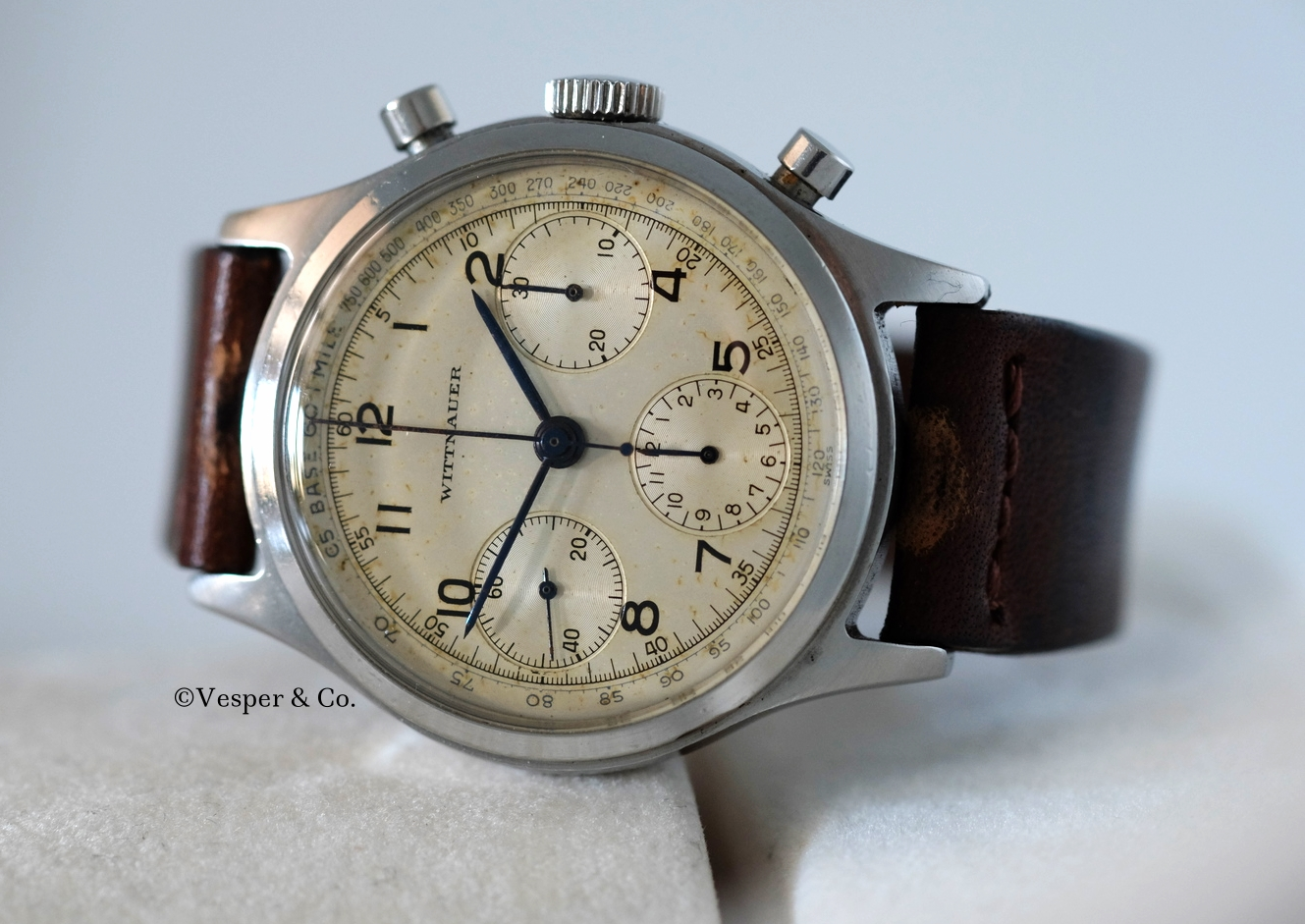 Wittnauer Chronograph   SOLD