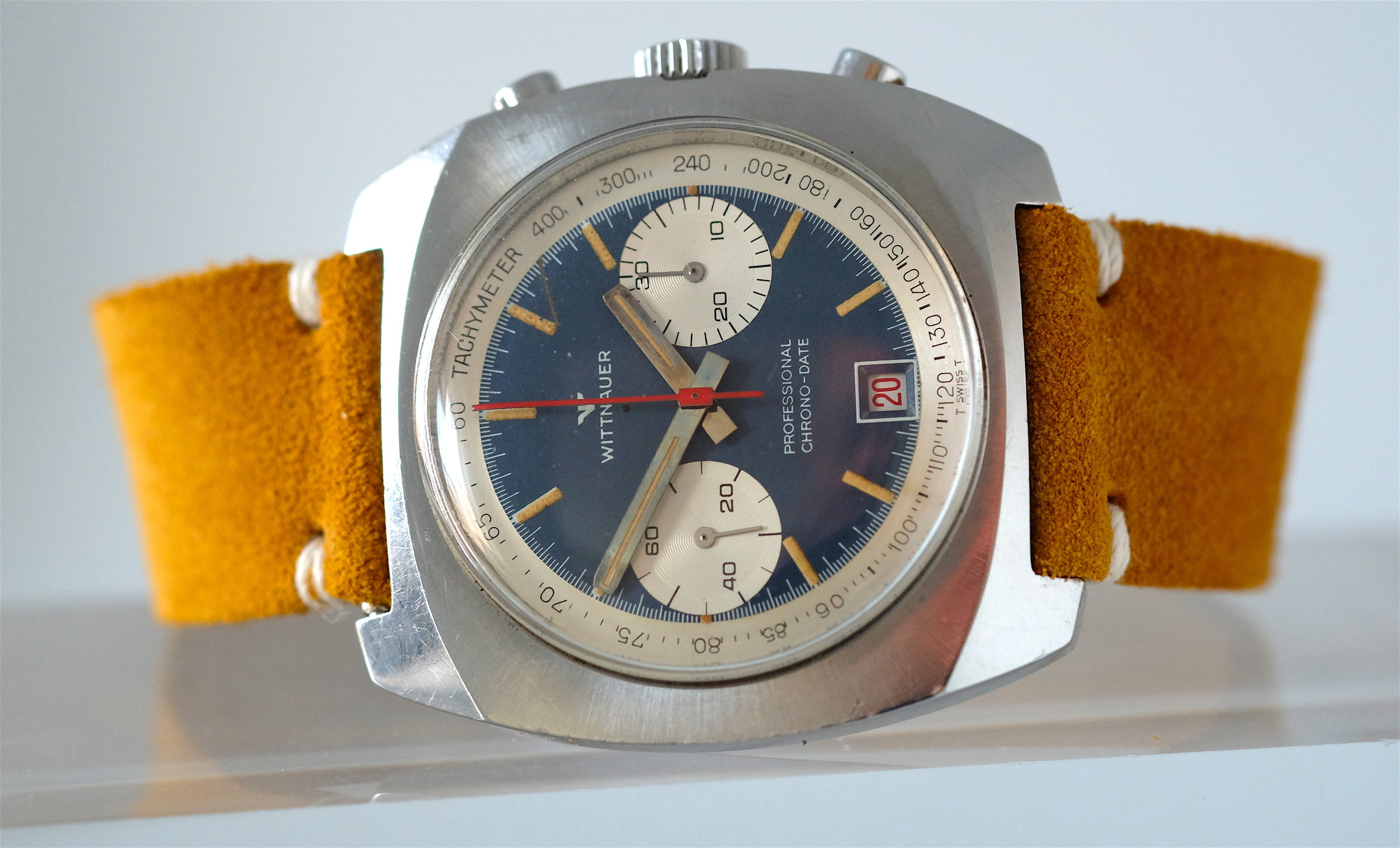 Wittnauer Chrono-date Ref. 248T   SOLD