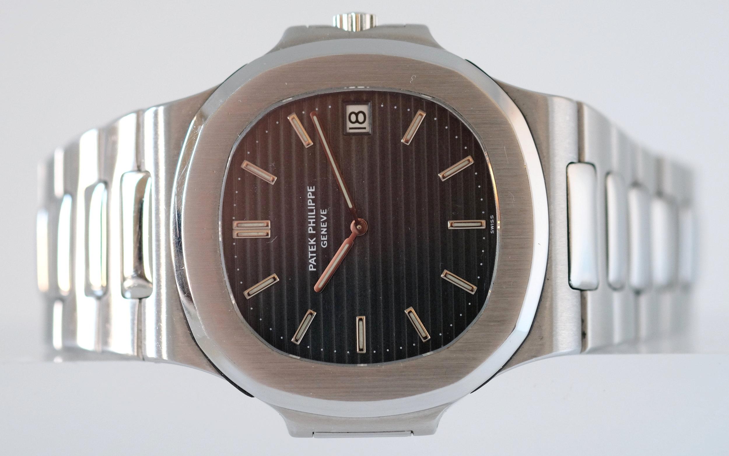 Patek Philippe Nautilus Ref. 3700/1   SOLD
