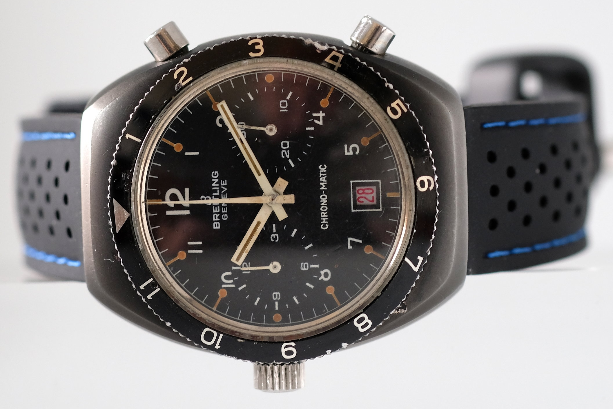 """Breitling """"PVD"""" ref. 2114   SOLD"""