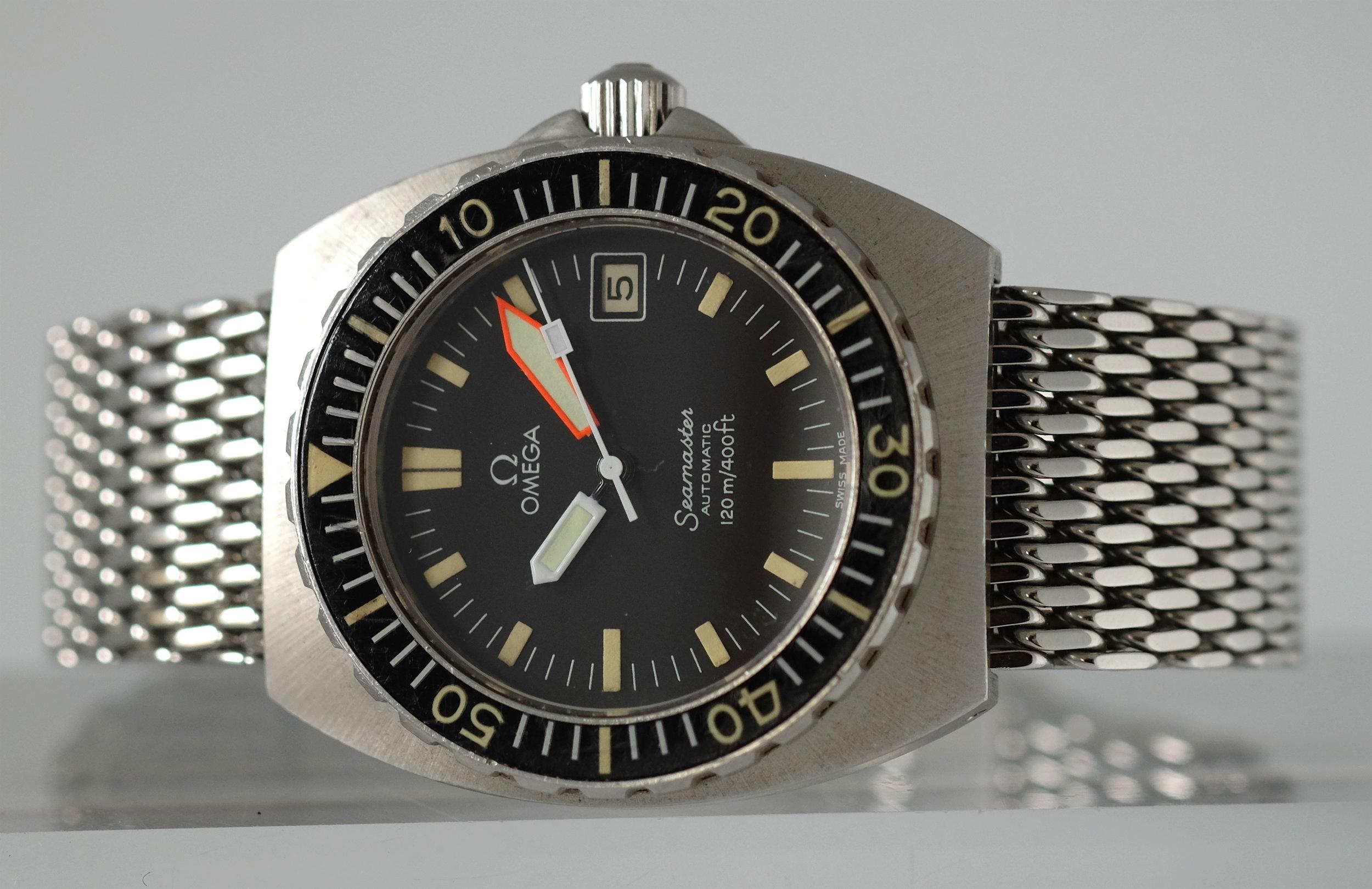 Omega Seamaster Baby Ploprof   SOLD