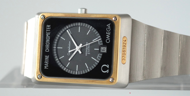 Omega Constellation Marine Chronometer  SOLD