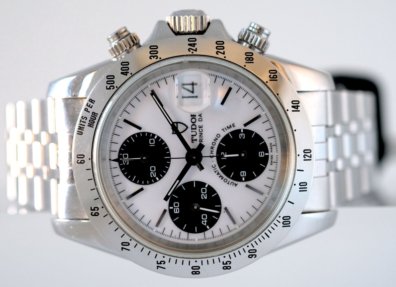 Tudor Prince Date Chronograph *  SOLD