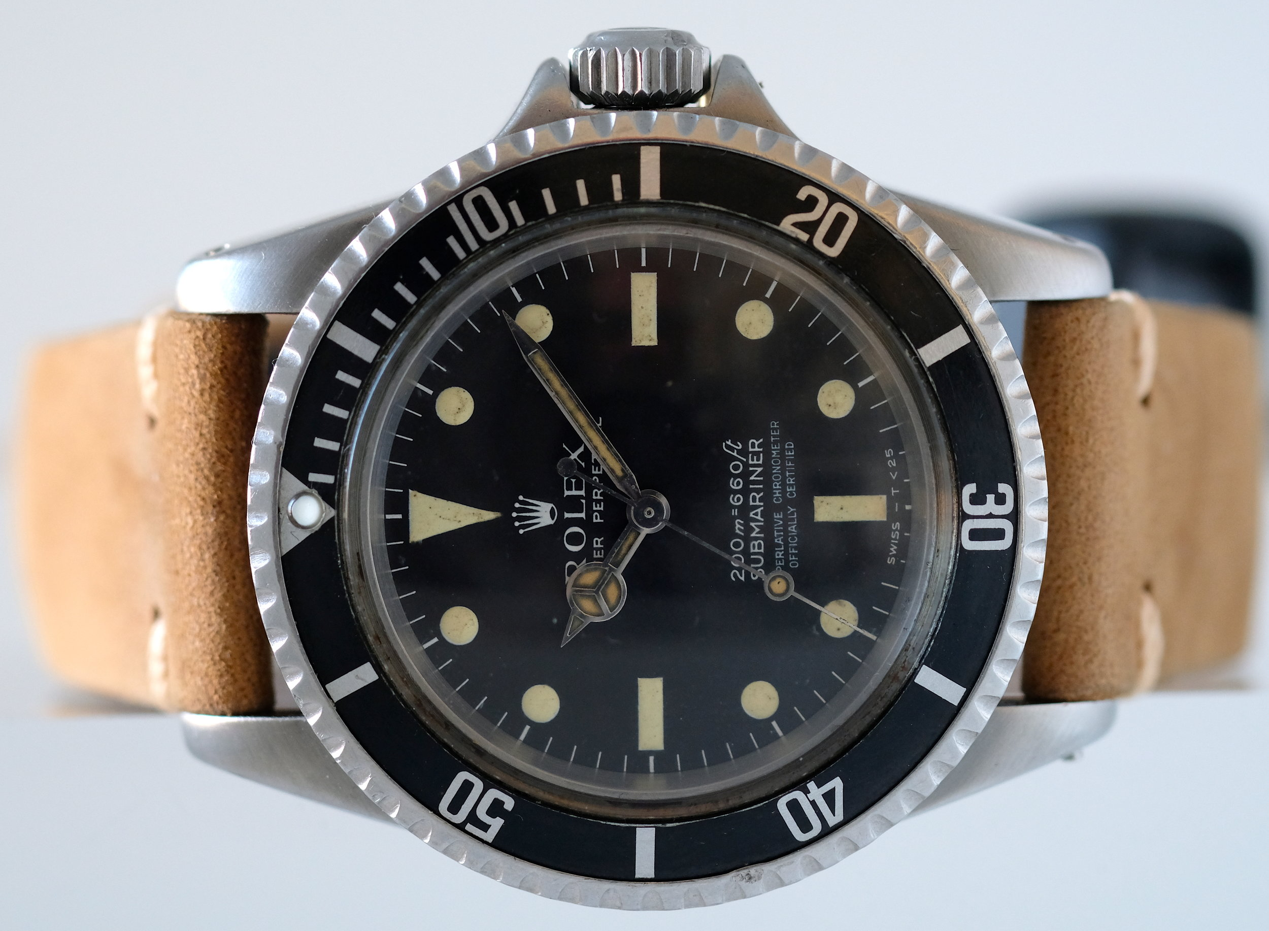 Rolex Submariner Ref. 5512 Meters First*  SOLD