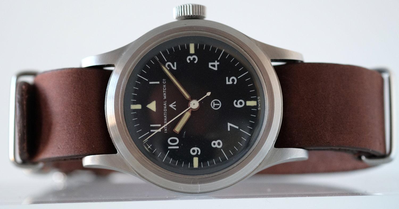 IWC Mark XI for RAF  SOLD