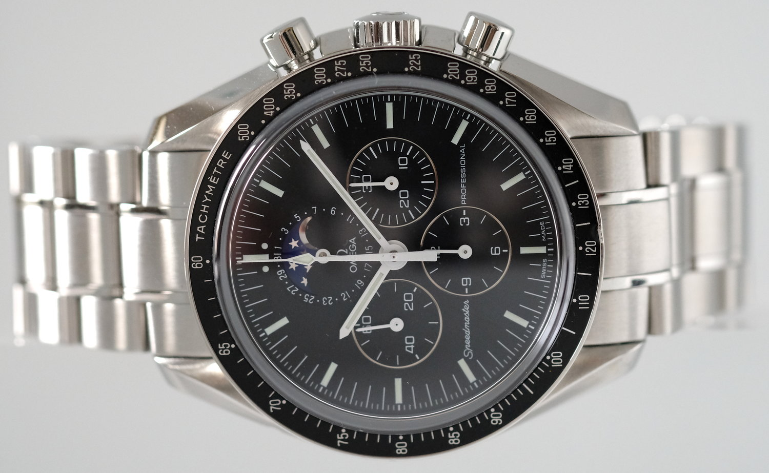 Omega Speedmaster w/ Moonphase  SOLD