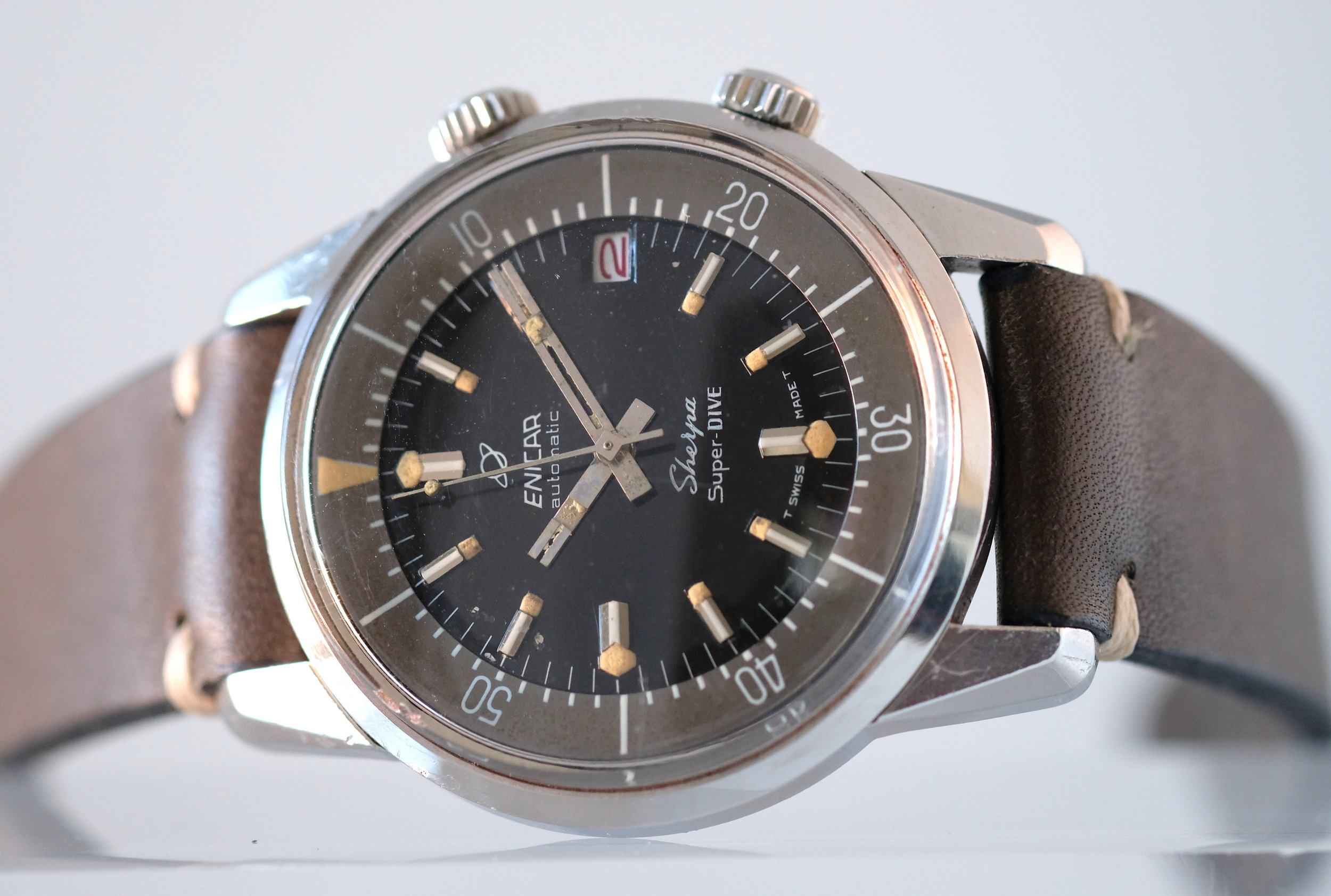Enicar Super-Dive  Price: $4,995