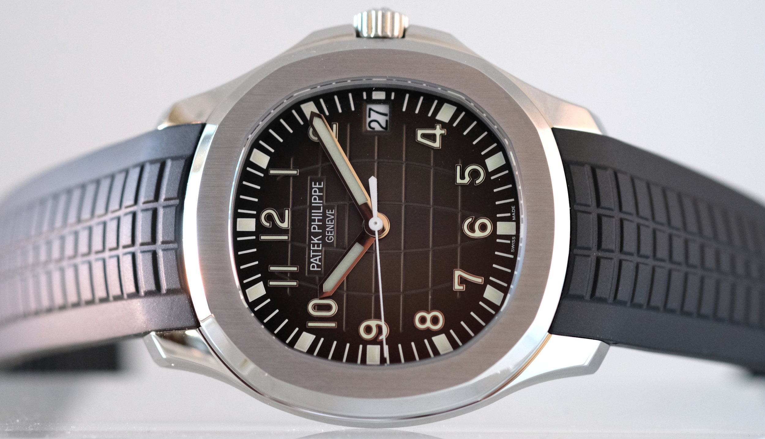 Patek Philippe Aquanaut Ref. 5167A unworn*  SOLD
