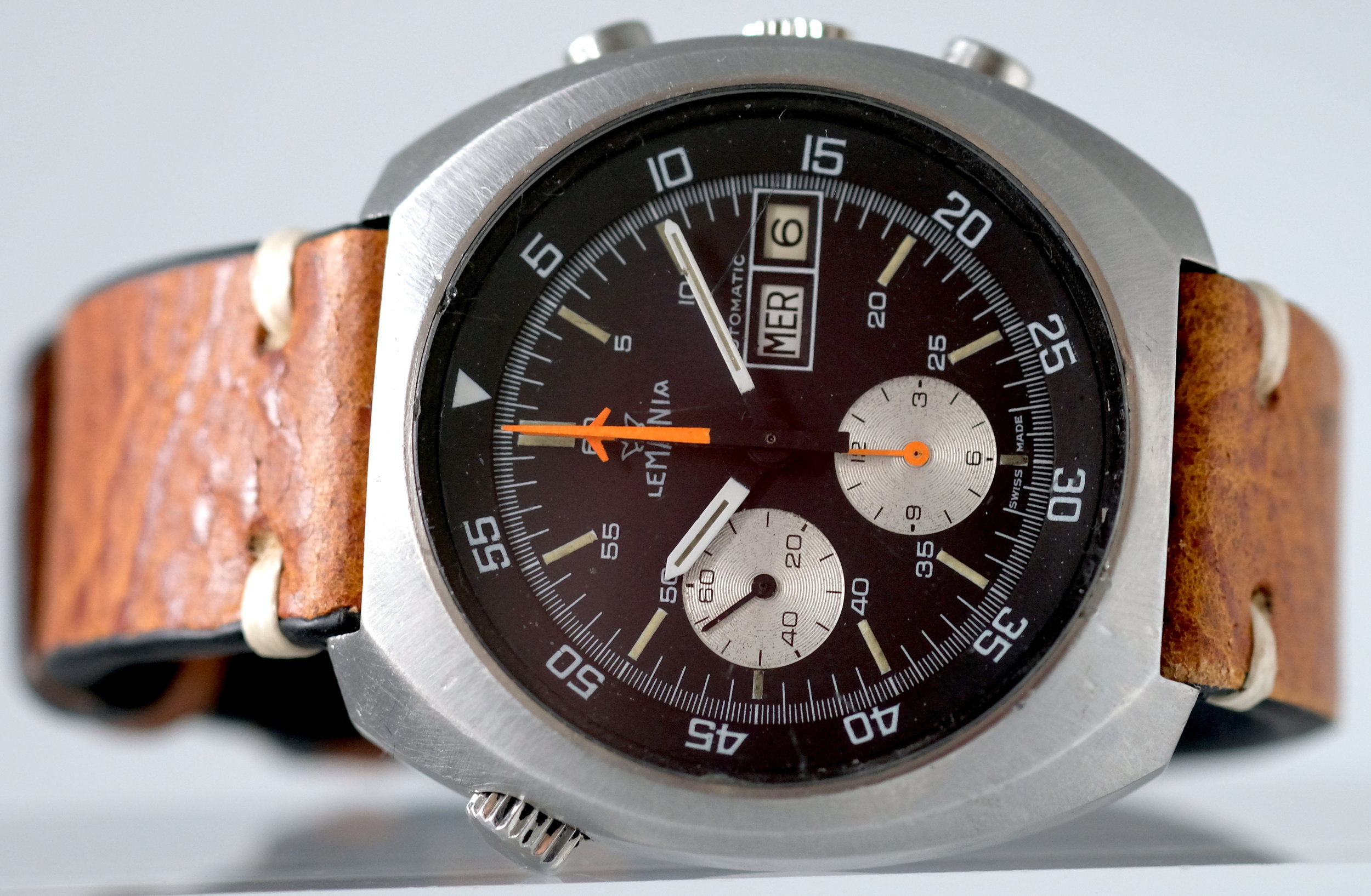 Lemania Chronograph w/ Caliber 5100*  SOLD
