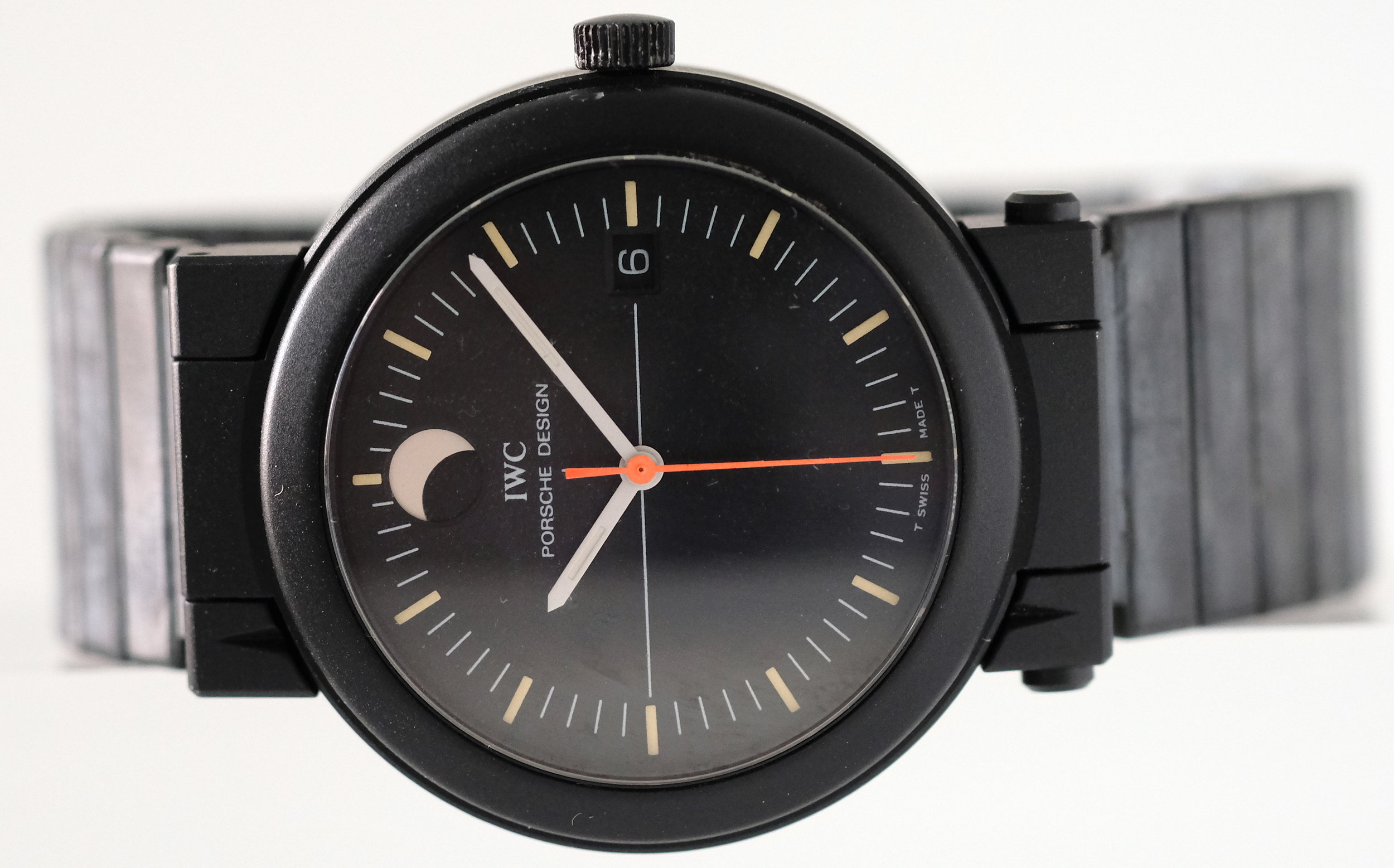 Porsche Design by IWC Compass Moonphase  Price: $2,950