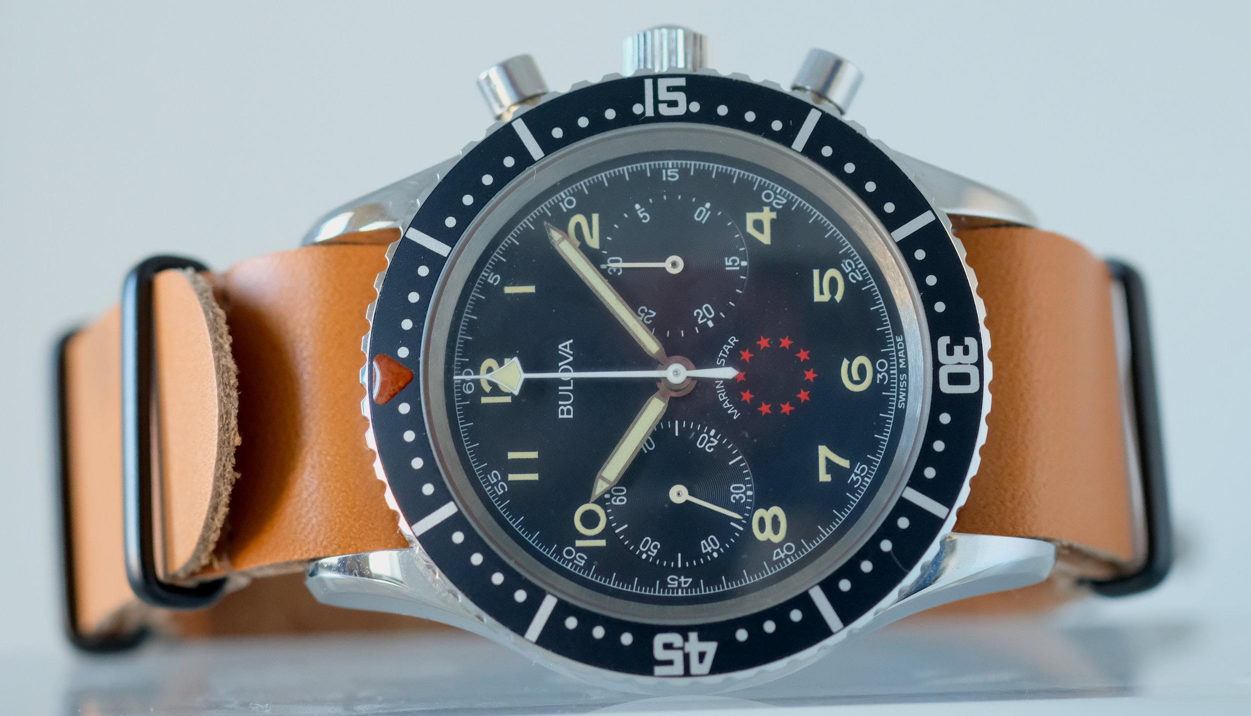 Bulova Marine Star Chronograph  Price: $6,995