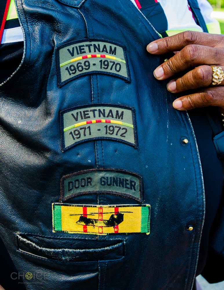 """Aaron Thorn, Jr., 67, U.S. Army from 1968-1988 at America's Vets Helping Vets For Life """"March 4 Veterans Rights."""" Rally, May 28, 2016 Washington, D.C. (Rodney Choice/Choice Photography/www.choicephotography.com)"""
