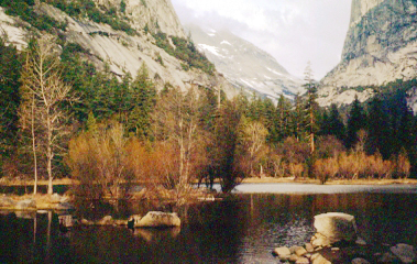 Dad's Trip to Yosemite, 1965