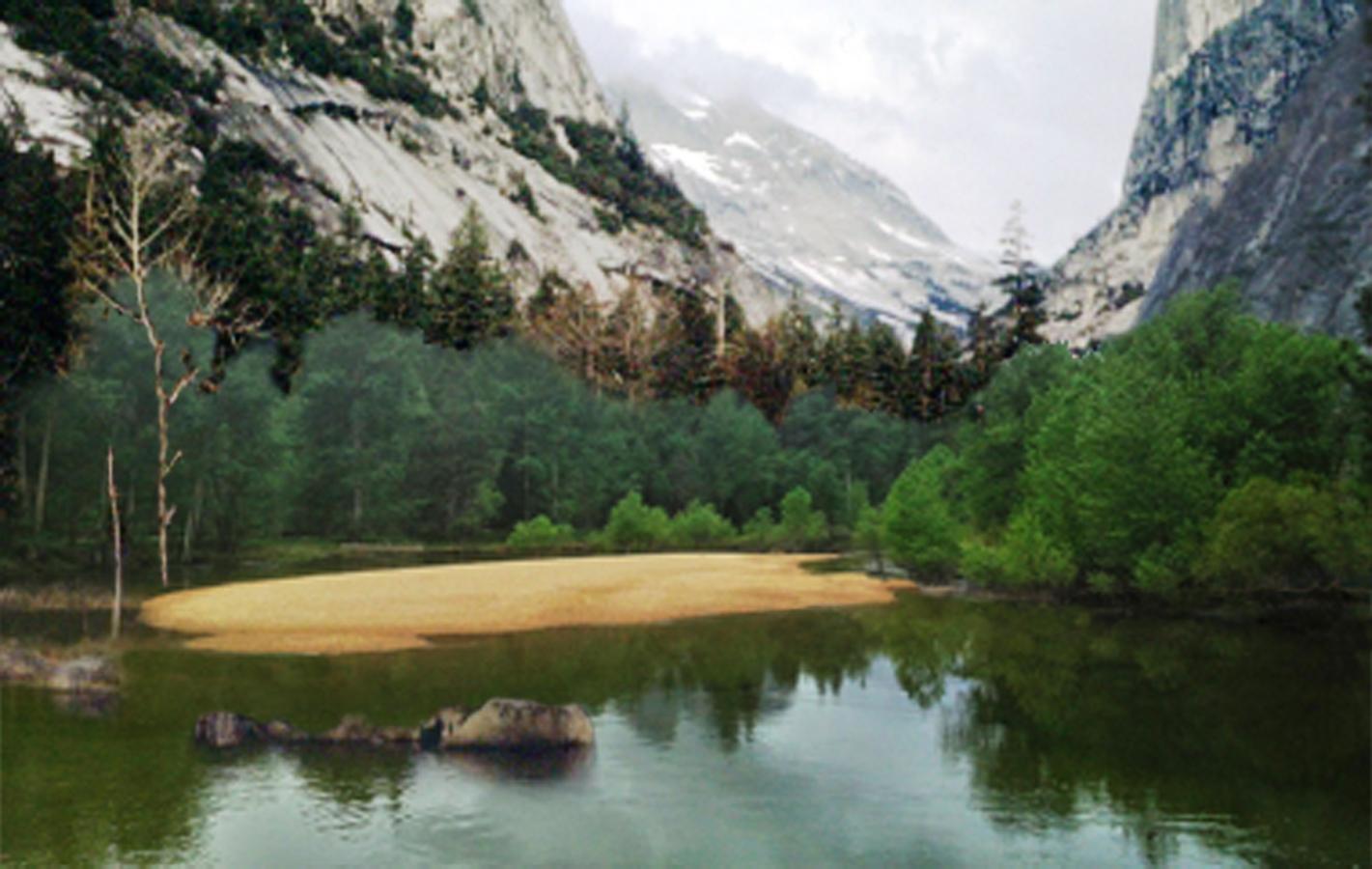 Meeting in Yosemite