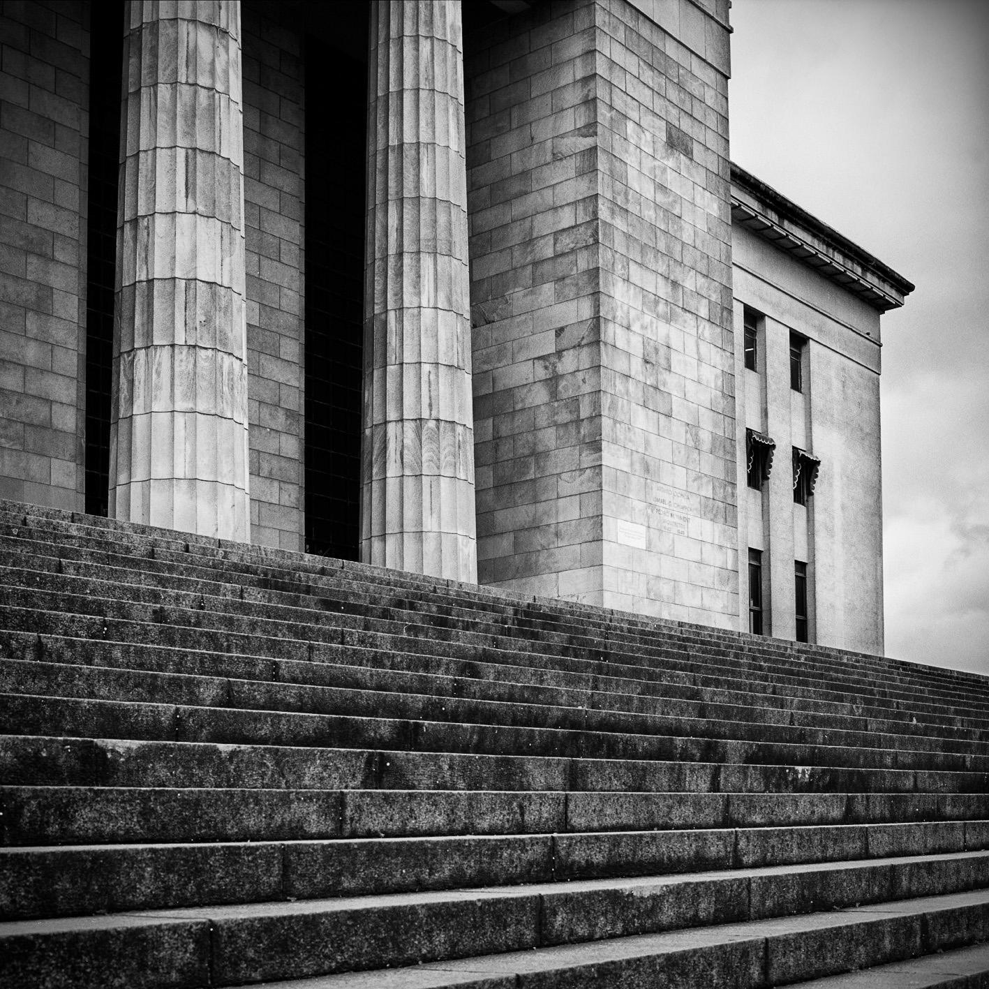 Columns II, Law School, Buenos Aires University