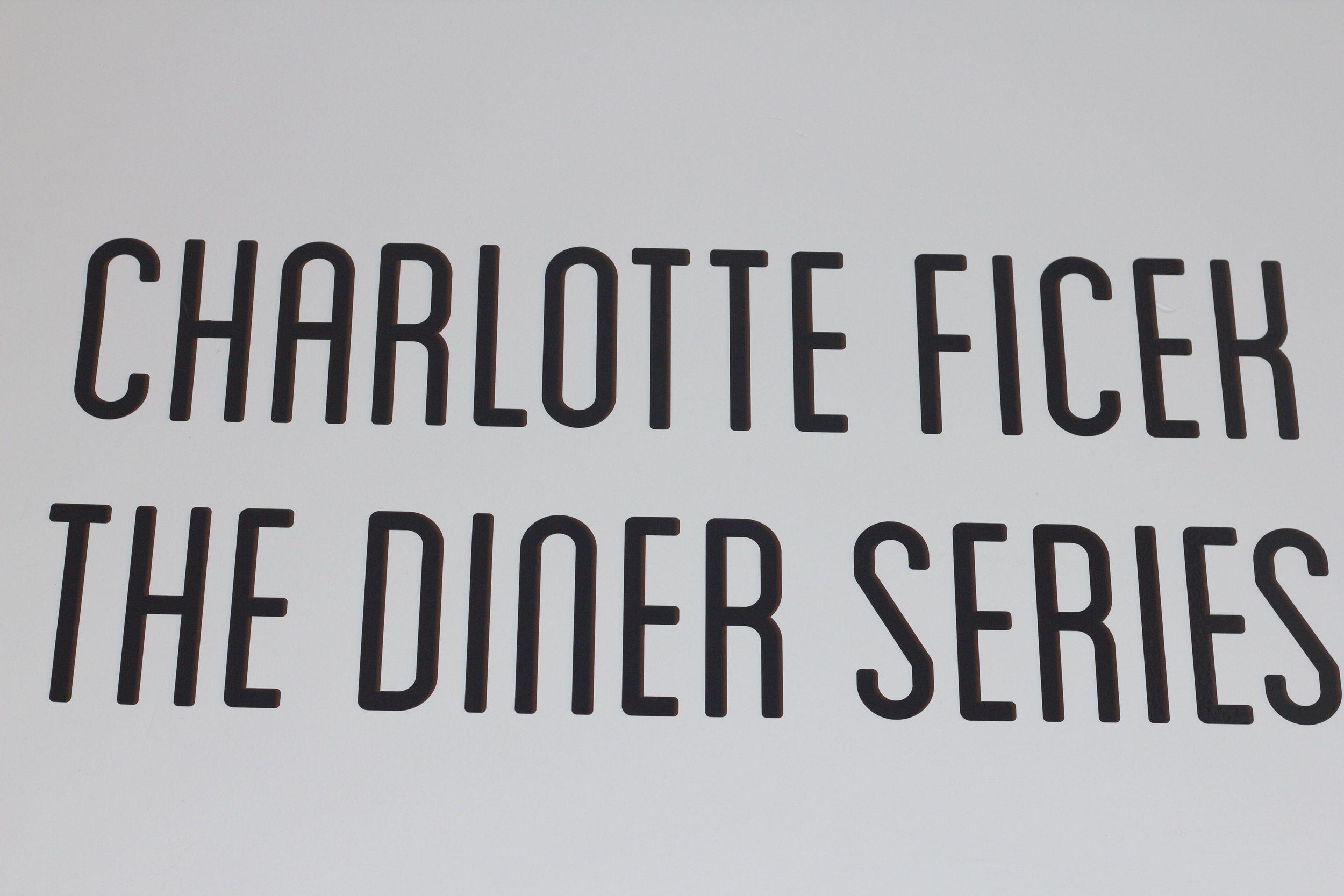 Charlote Ficek - diner series