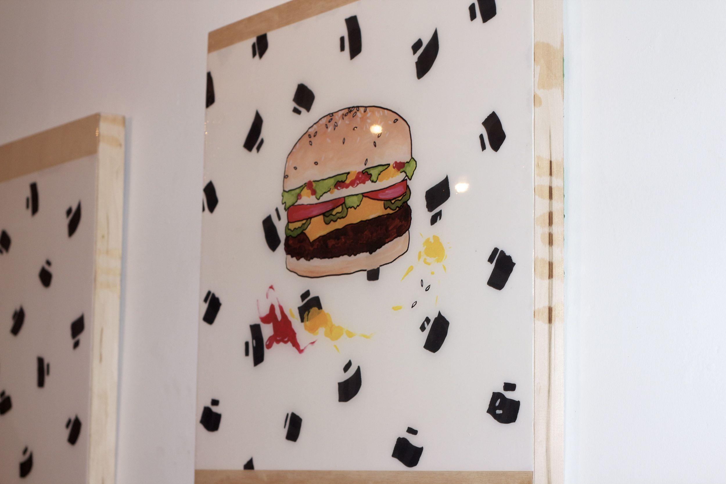 burgers and buns