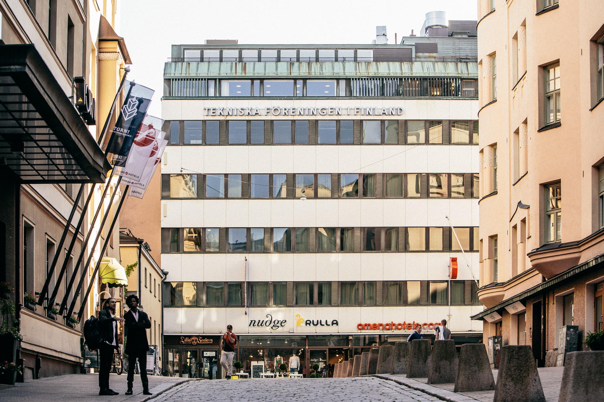 Tekniska, Helsinki