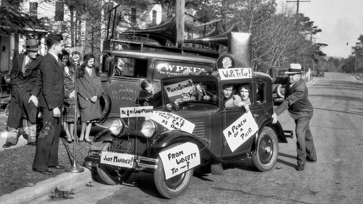 Williams - Fussel Marriage (c.1931)