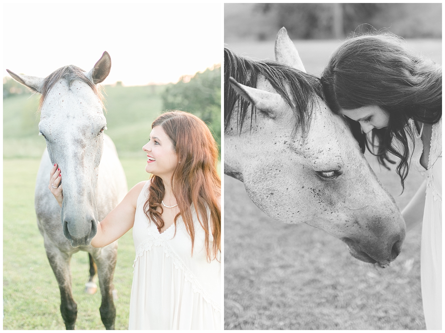 Something about a girl and her horse. *heart melt*