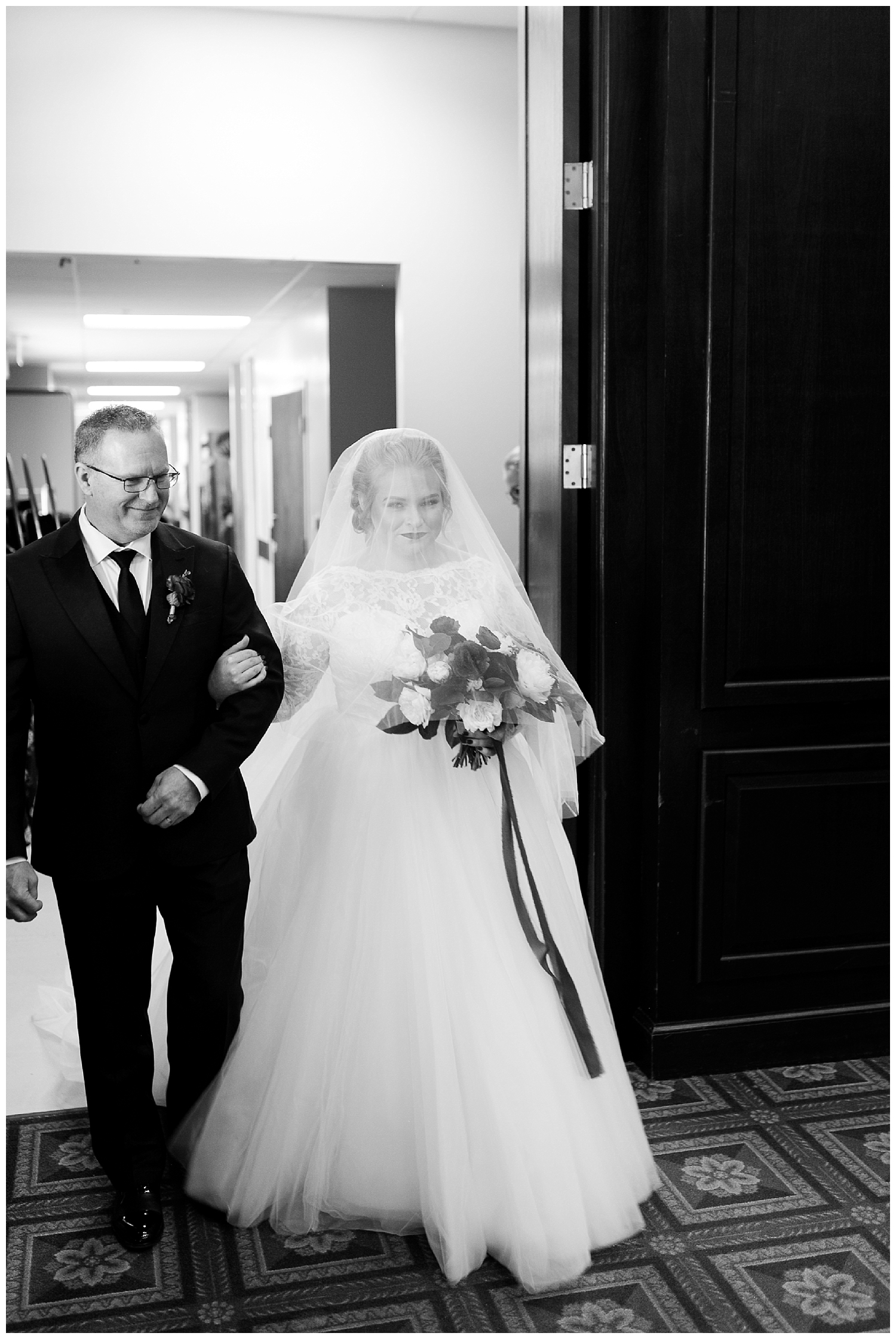 Louie and Kori will soon be leaving KY. As a last homage to the state where they met and fell in love, Kori walked down the aisle to  My Old Kentucky Home.