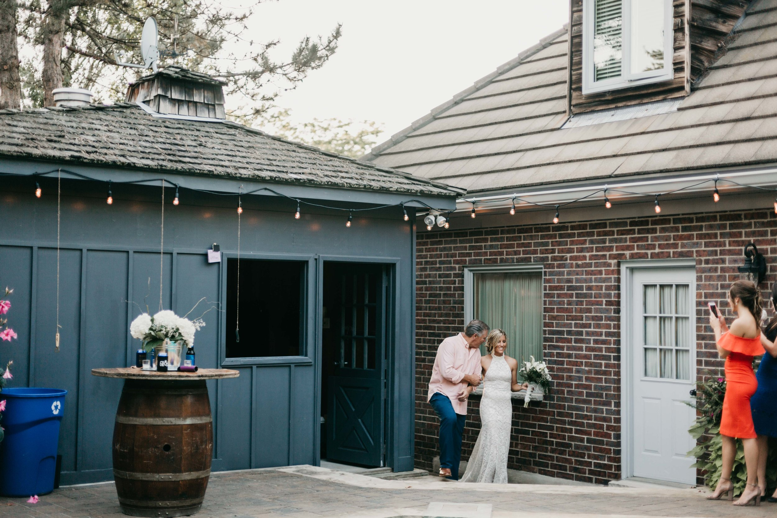 Intimate Outdoor Backyard Wedding Ancaster Ontario-144.jpg