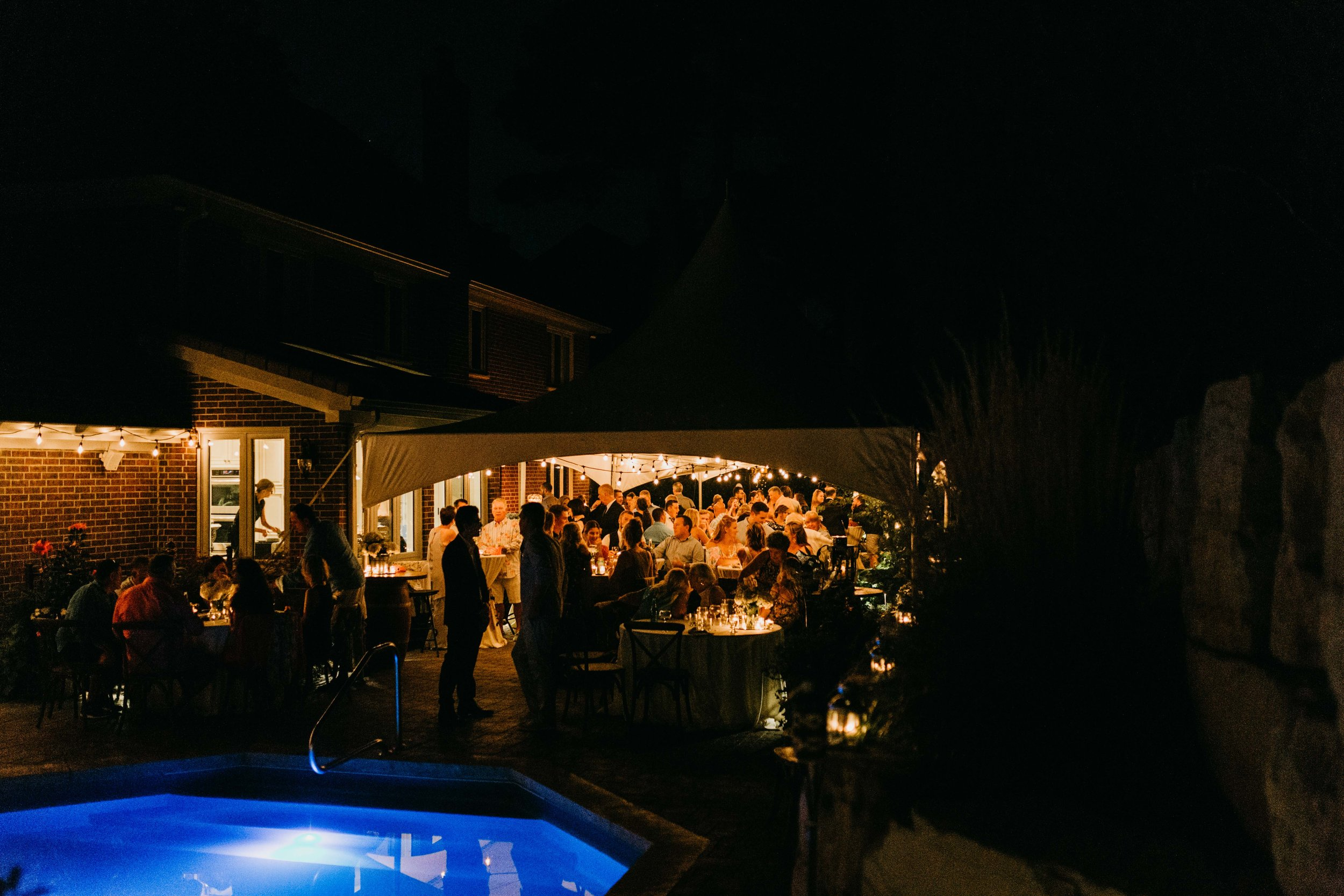 Intimate Outdoor Backyard Wedding Ancaster Ontario-237.jpg