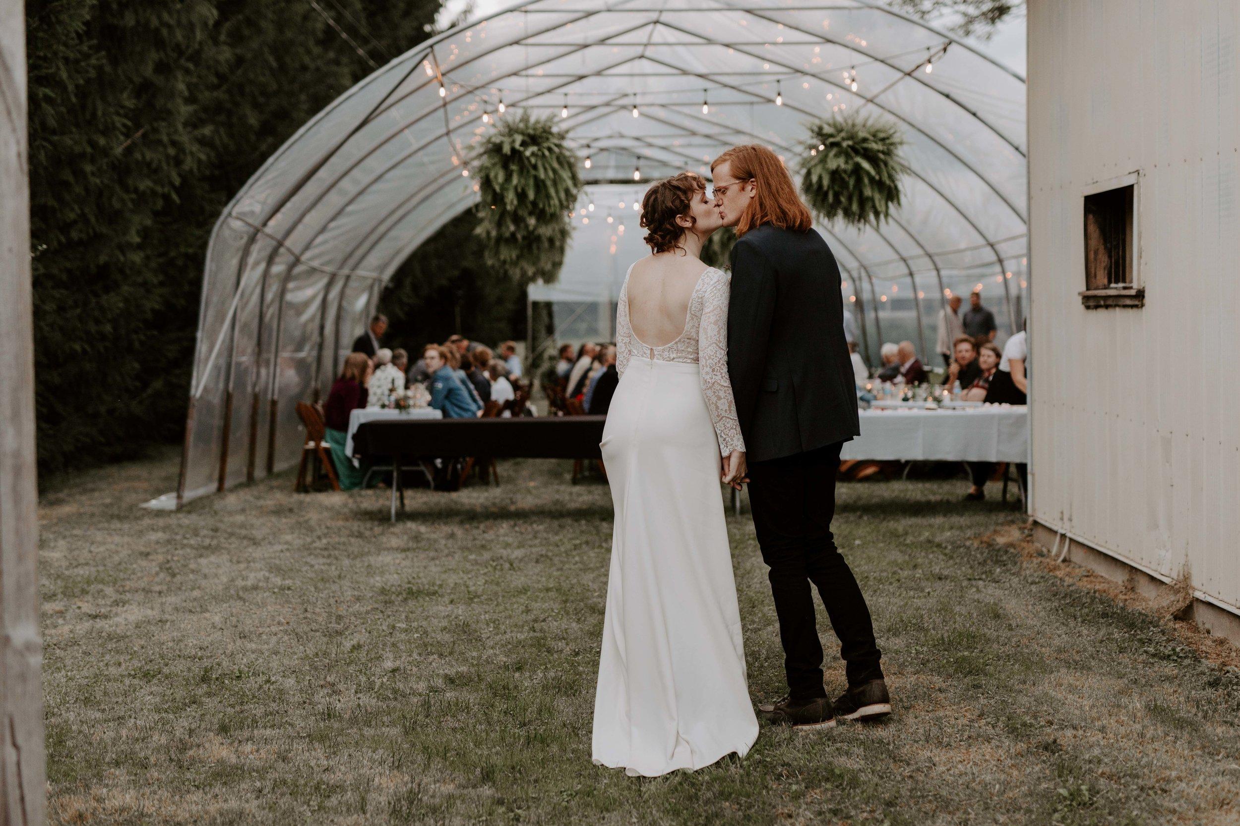 Intimate Backyard Wedding GTA Wedding Photographer