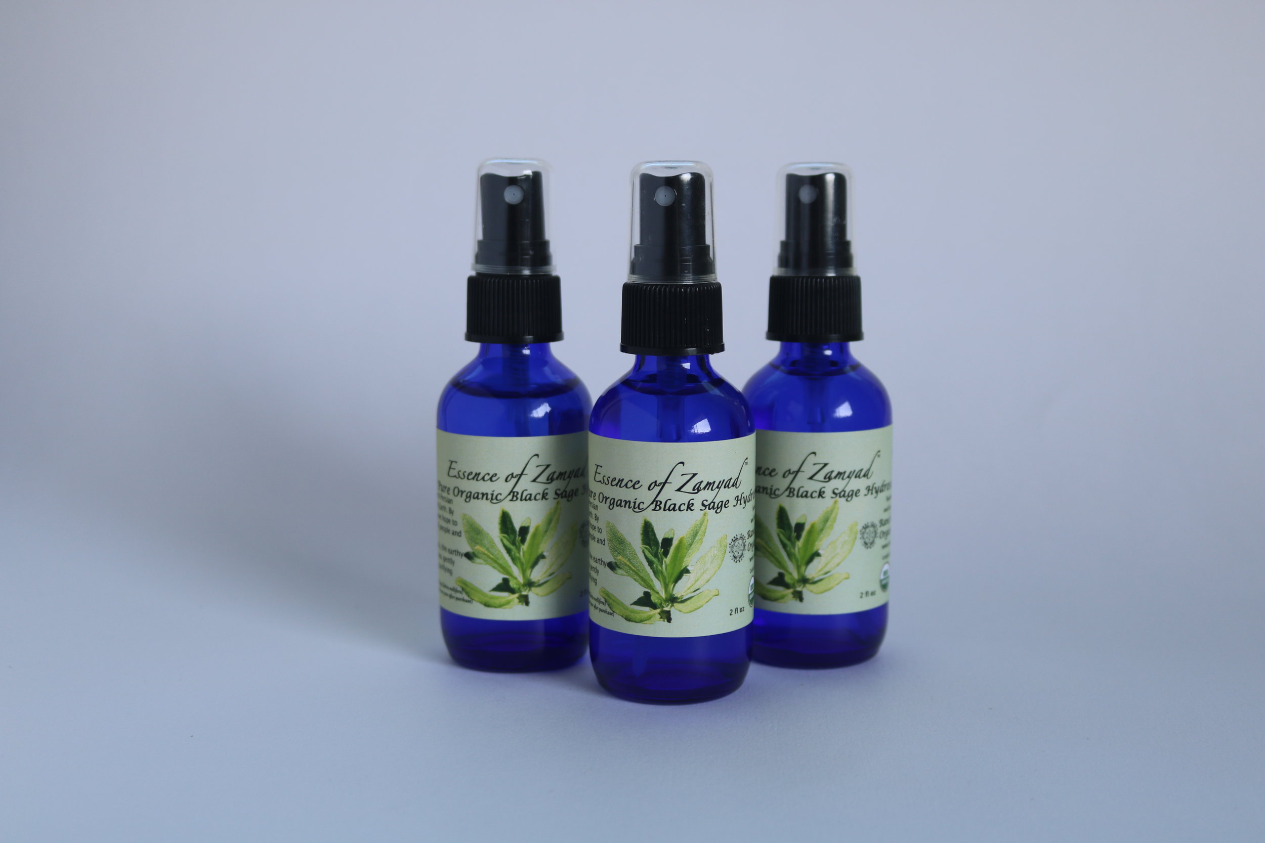 Pure Organic Black Sage Hydrosol