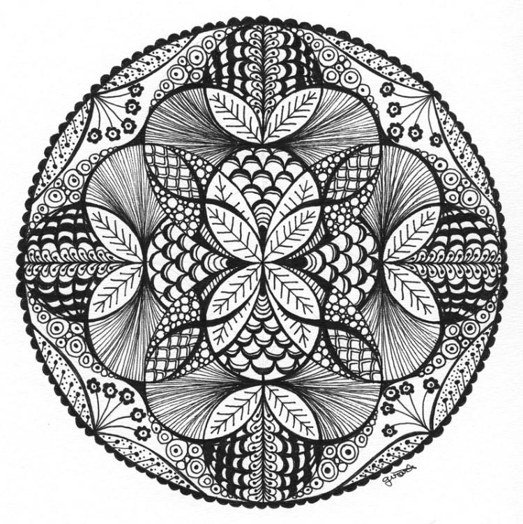 Ink,  A4 paper