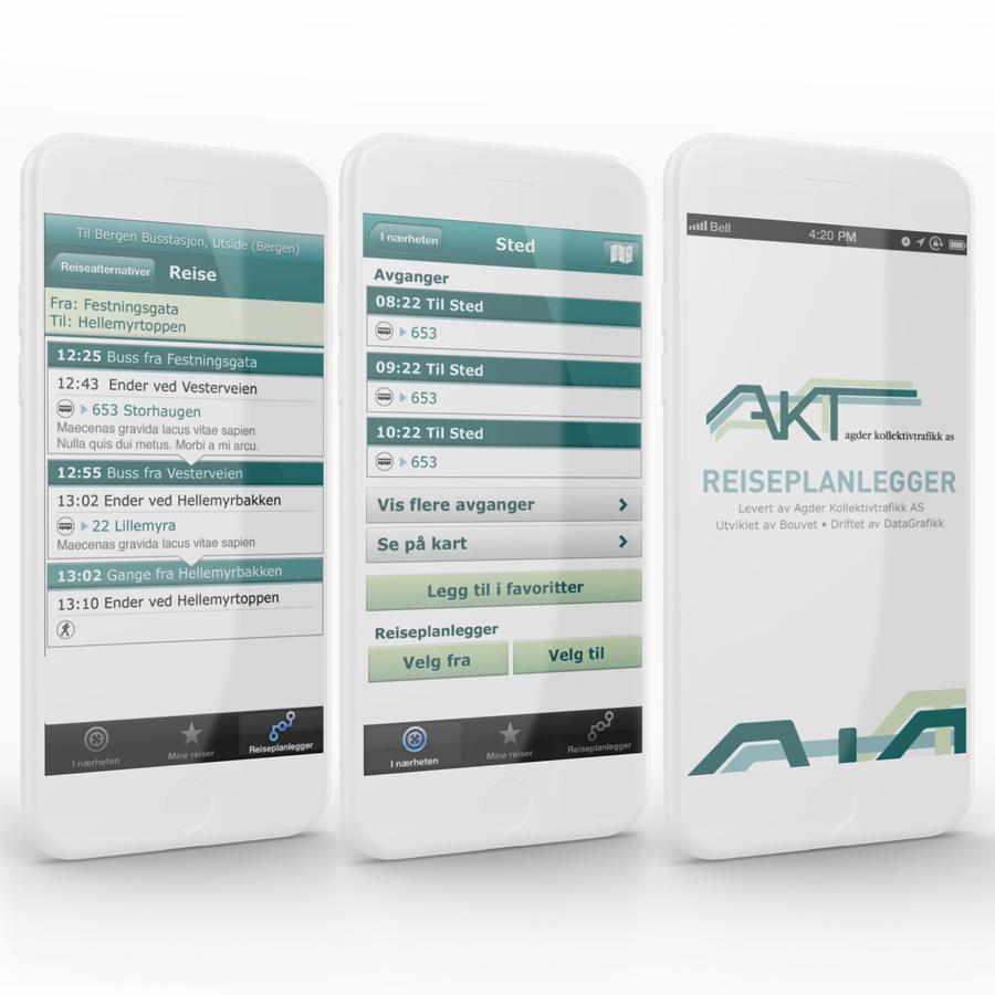 AKT Travel Planner