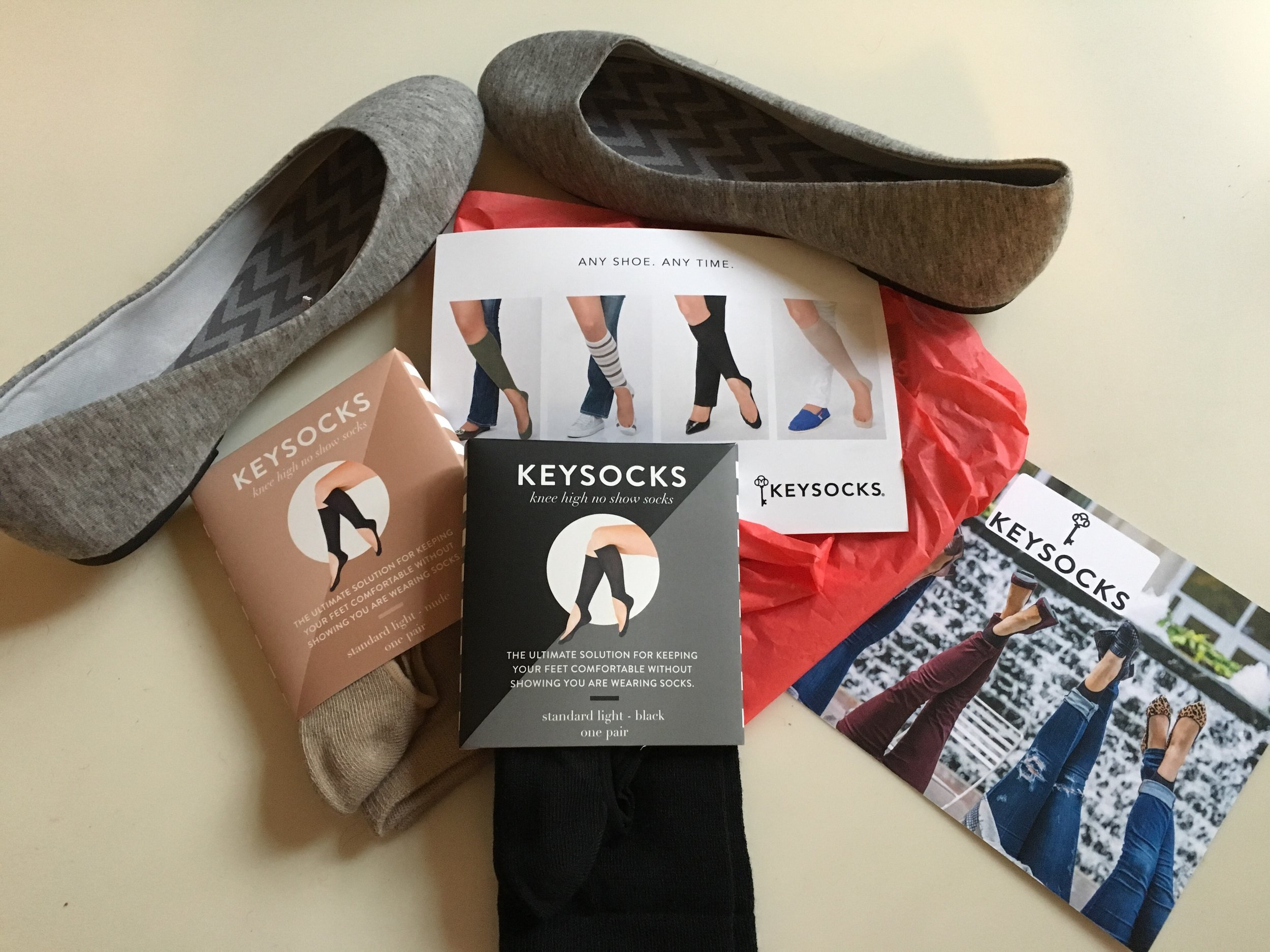 *Shop Online:   http://www.keysocks.com/pages/products