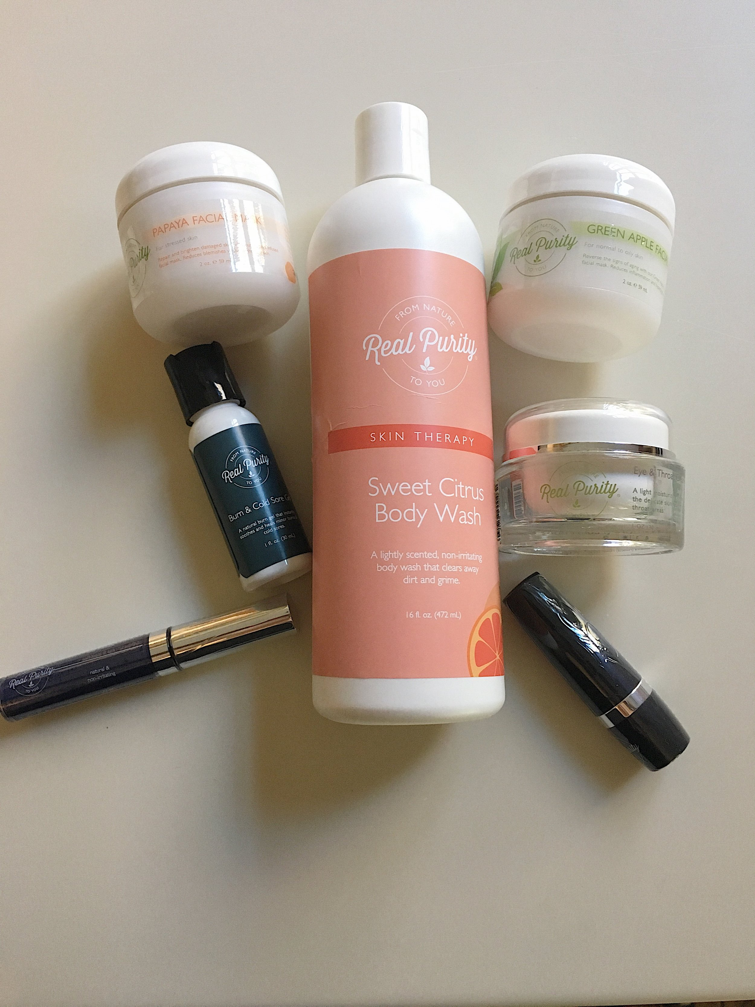 If you are into the freshest scents, natural ingredients and products that make an instant impact, then you need to try out some of the products from   Real Purity  . The diverse product line makes it a one-stop shop for my beauty essentials! I love a great face mask and I have tried both of the options pictured above and can tell you they go on like a dream while feel so refreshing. Every single product pictured above I have tried and tested and have already recommended them to friends and family, can't wait to try more!             About Real Purity       VIRGINIA EASTERLINA- A PIONEER FOR PURITY    Decades before organic and all natural goods rose in popularity, Virginia Easterling taught skin condition sufferers that living healthy could begin by living naturally; but it was only after years of seeing the damage of toxicity and the results of its removal from everyday products that Virginia decided to take a stand. Armed with a biochemistry background, a love for natural ingredients and a desire to replace toxic products with all-natural equivalents, Virginia Easterling set out to launch Real Purity.     AN EMPHASIS ON QUALITY    Since Virginia's time, the Easterling family continues to meticulously craft the formulas for Real Purity's product line. Following the standard of tradition, each Real Purity item contains only the highest quality ingredients and is free from parabens, sulfates and other toxic chemicals, including aluminum and lead. The result? Making the highest quality products available to even the most sensitive of users.  Lead Free Lipstick   Aluminum Free Deodorant   Paraben-Free Mascara                    REAL PURITY TODAY, FOUR GENERATIONS OF TRADITION    Today, the Easterling family continues to care for their customers with the same passion that Virginia first shared. With the same focus on their customers and a driving desire to provide only the highest quality products to women and men, the Easterling family vows to continue innovating thei