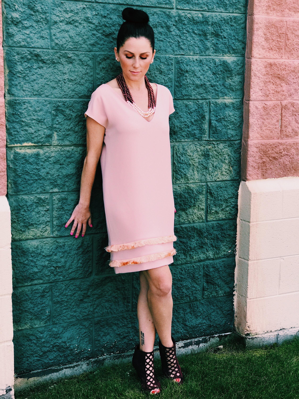 Dress by   Suki & Solaine