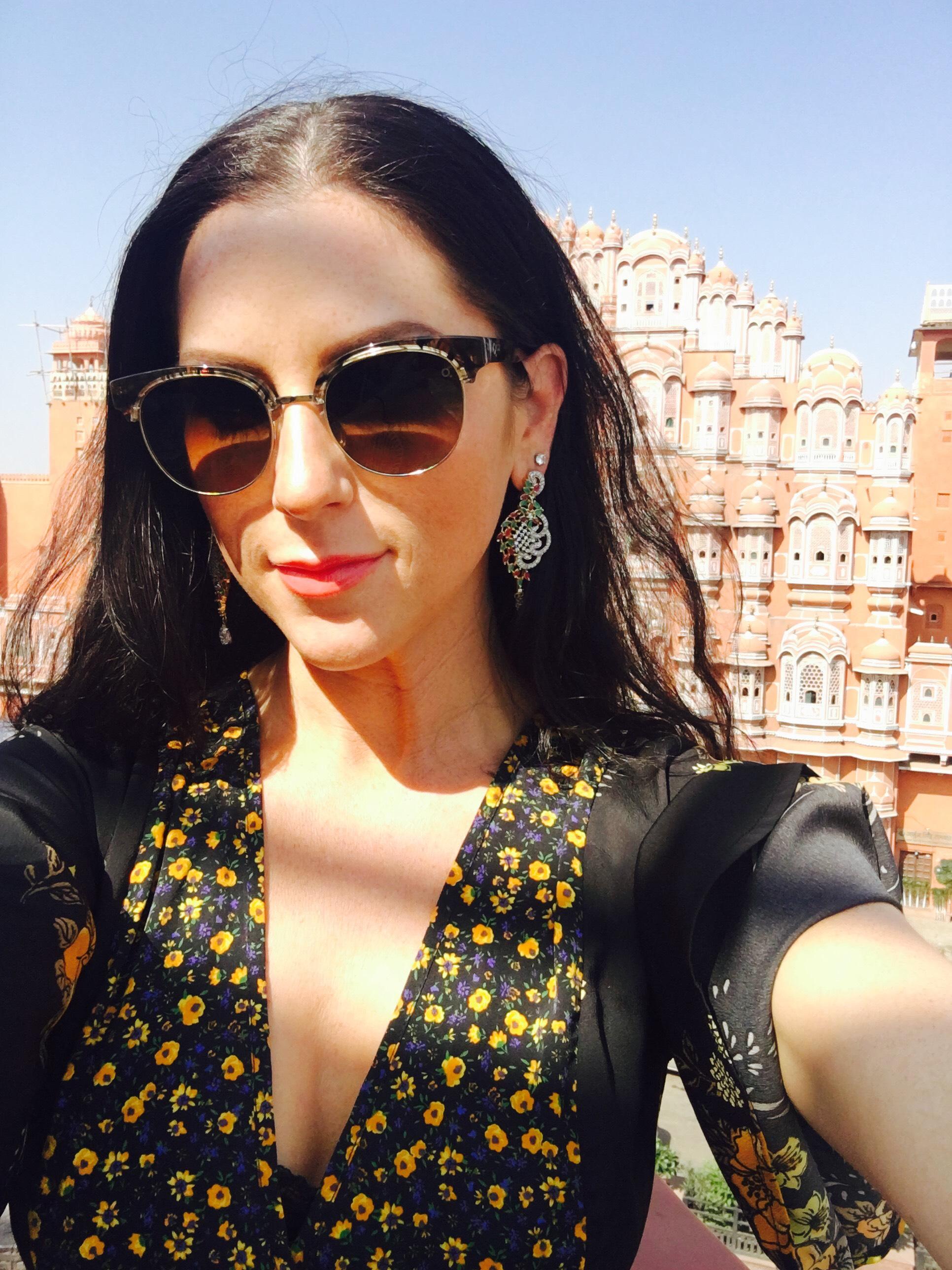 Wind Palace- Jaipur, India
