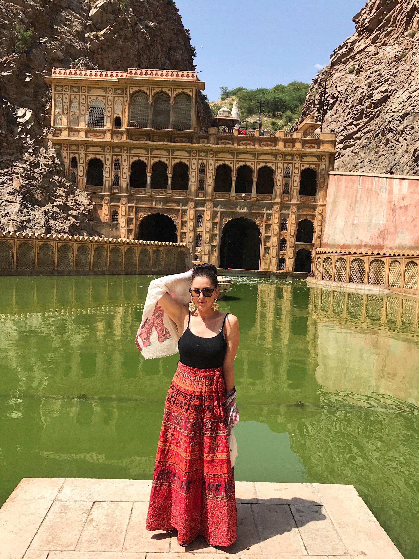 Monkey Temple- Jaipur, India