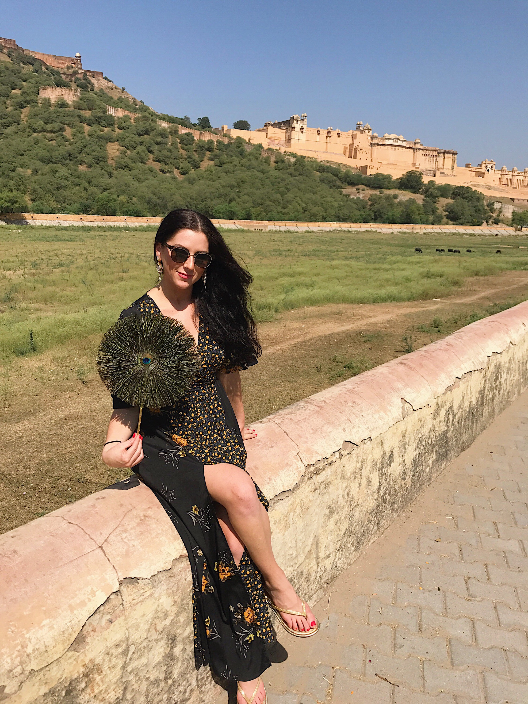Amber Fort- Jaipur, India