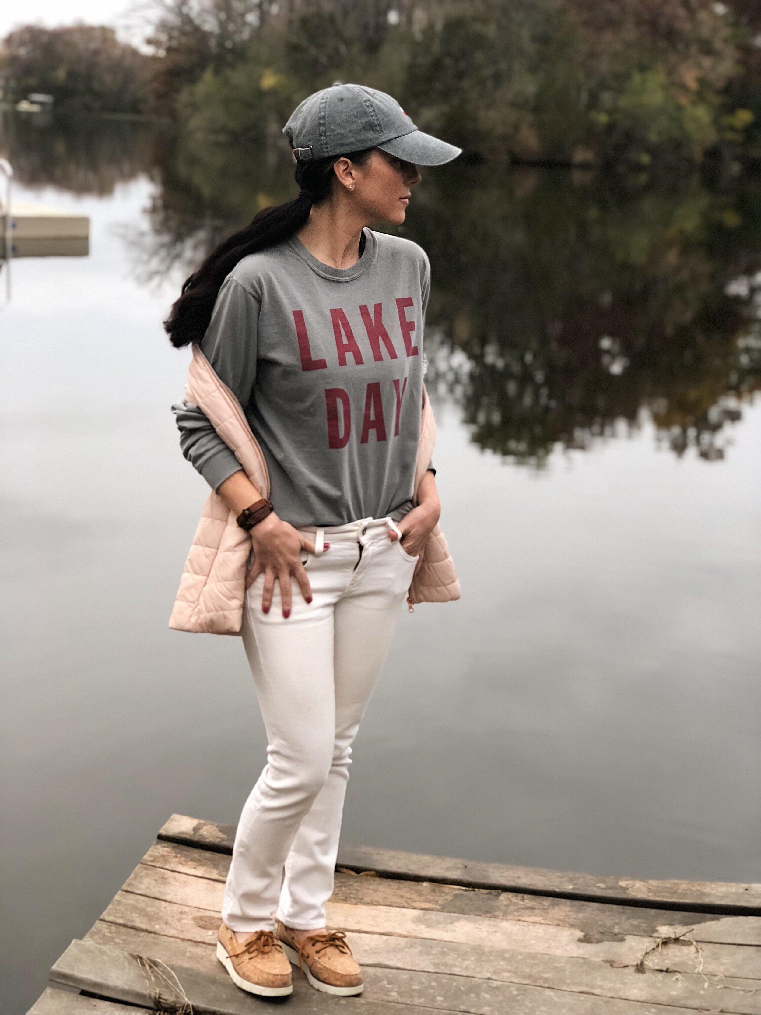 """Lake Day Long Sleeve"""