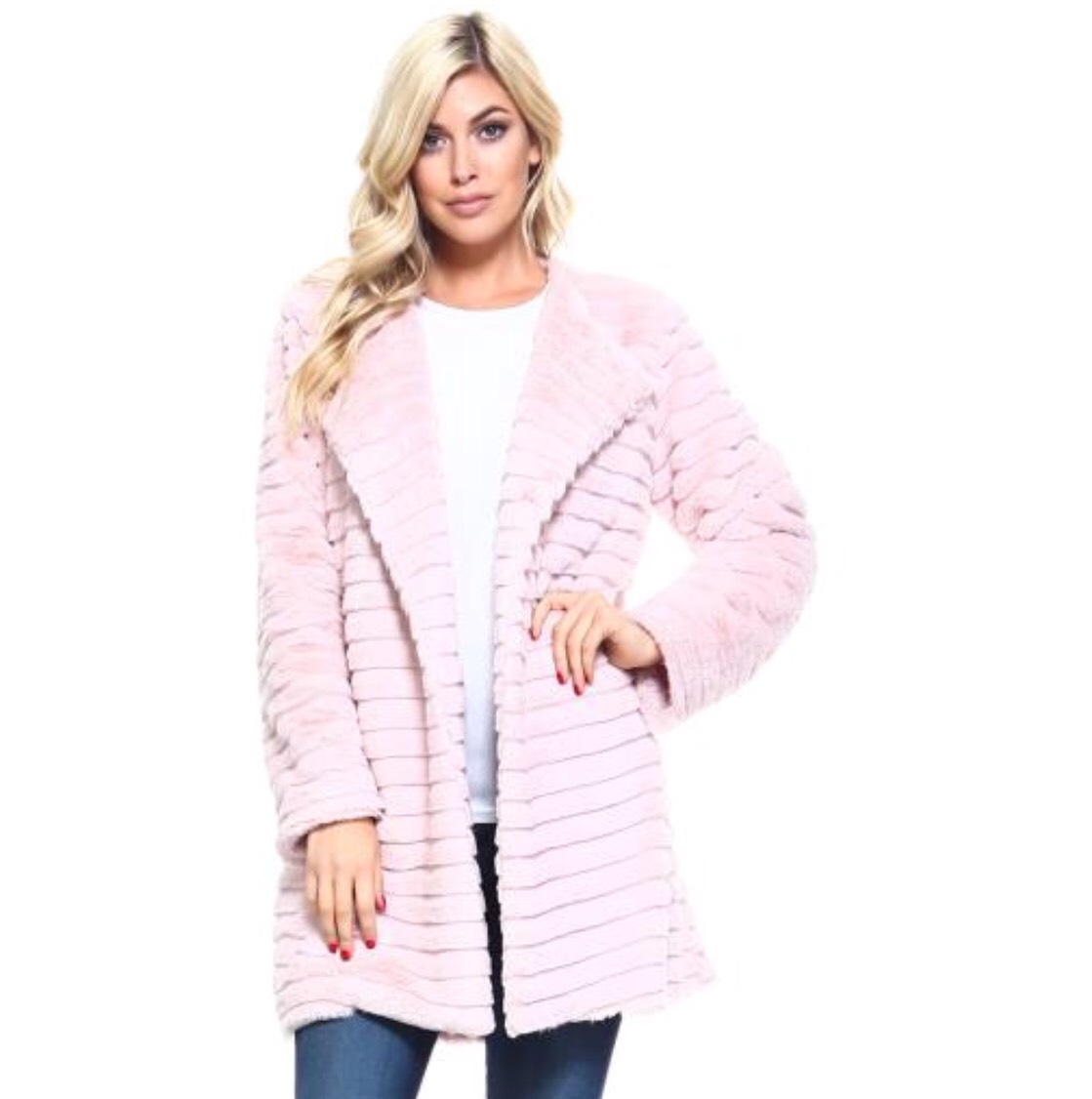 Faux Fur Lover    By     JOH Apparel     , $144