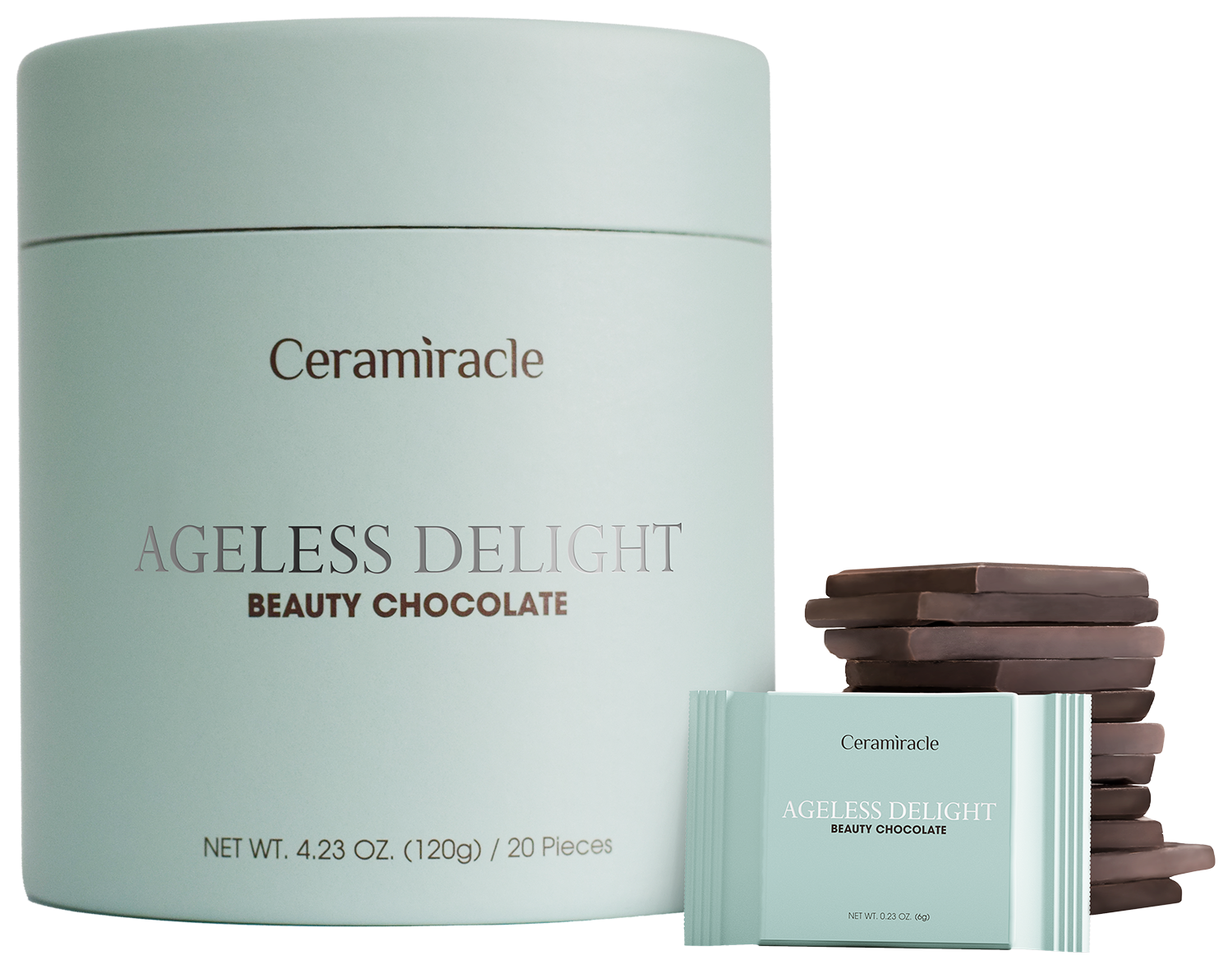 For Him or Her: Chocolate with Beauty Benefits    by    Ceramiracle   , $45