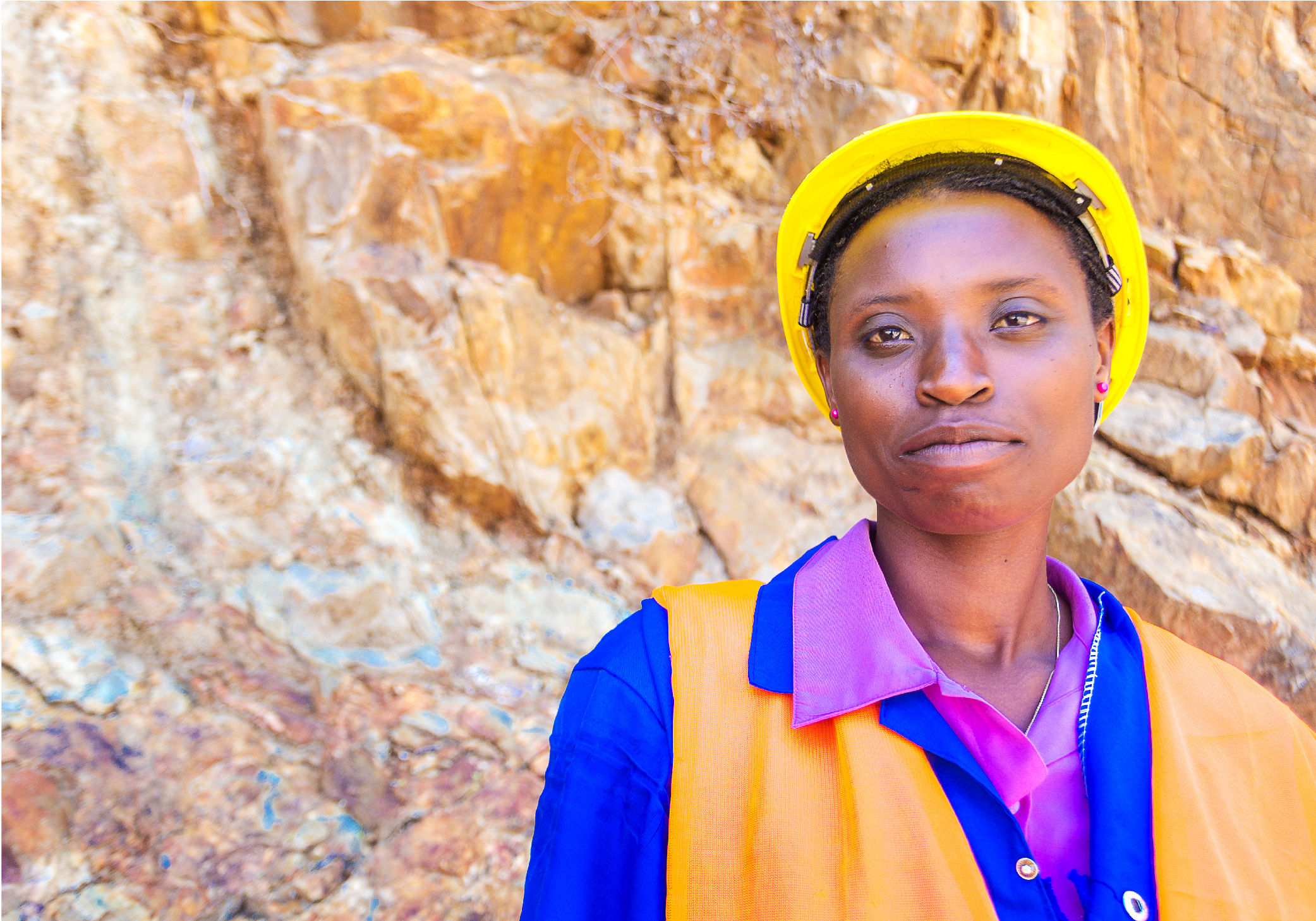ContourGlobal Employee, Kibuye, Rwanda