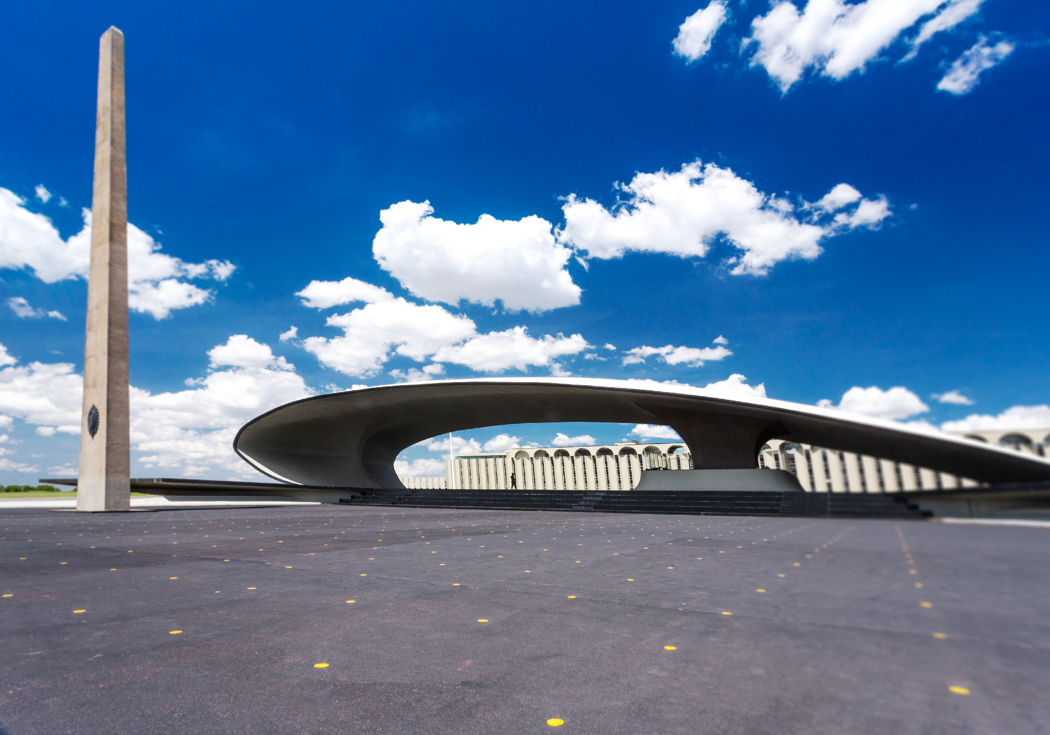 Army General Headquarters Building, Brasilia, Brazil