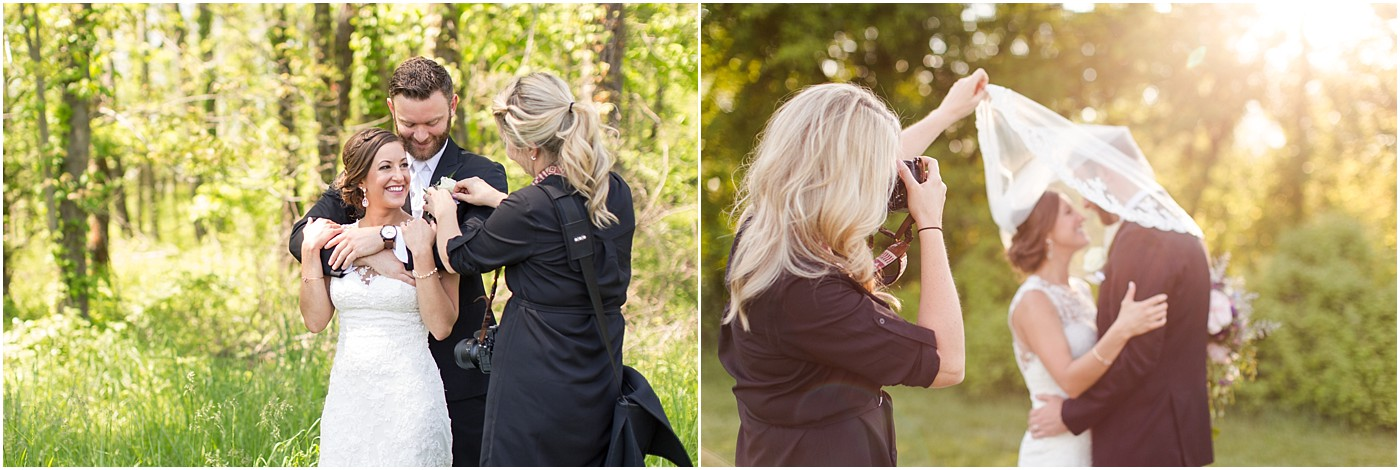 Special thanks to Evy for being a talented and fun 2nd shooter for me. She snagged these BTS shots of me doing what I love.