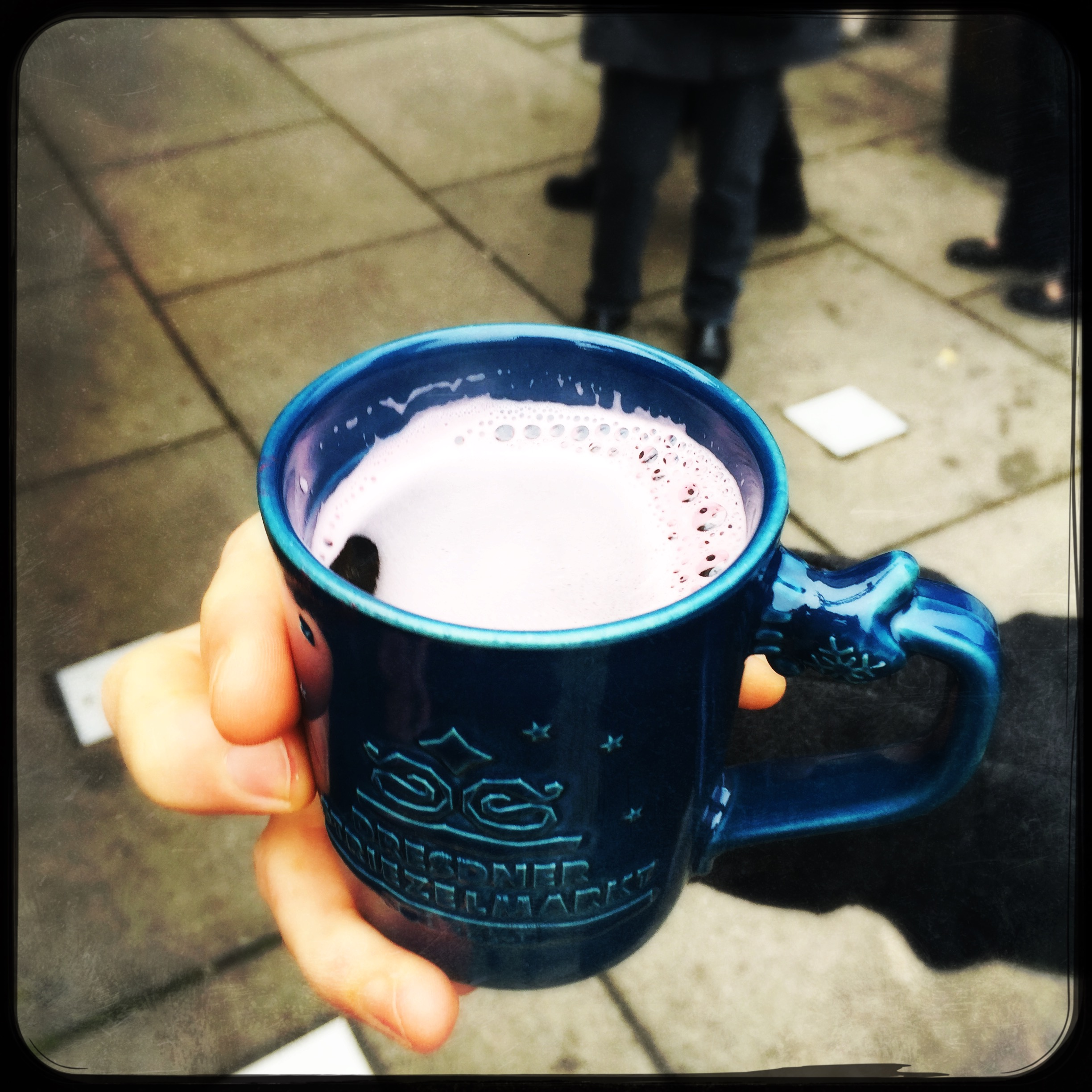 What a marvelous invention: gluehwein