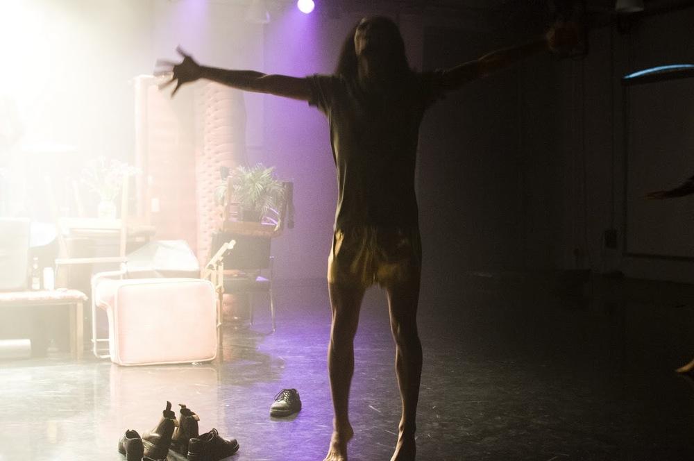 Dancemakers: HI-FI  [collaborator] Dance
