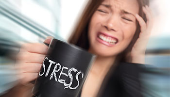 How hypnosis and self-hypnosis relieves stress.