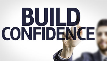 How self-hypnosis builds self-confidence.