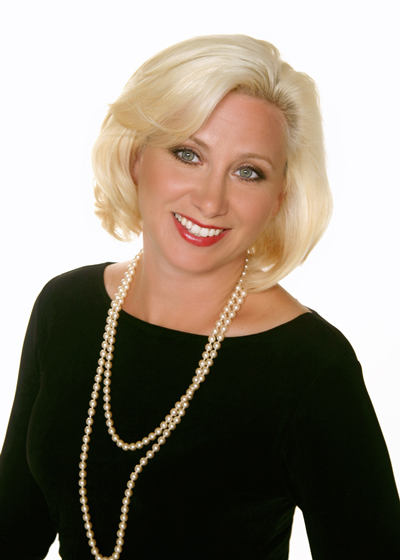 Heather McFall, co-owner of Christian Hypnosis Connection in Fort Myers, Florida.