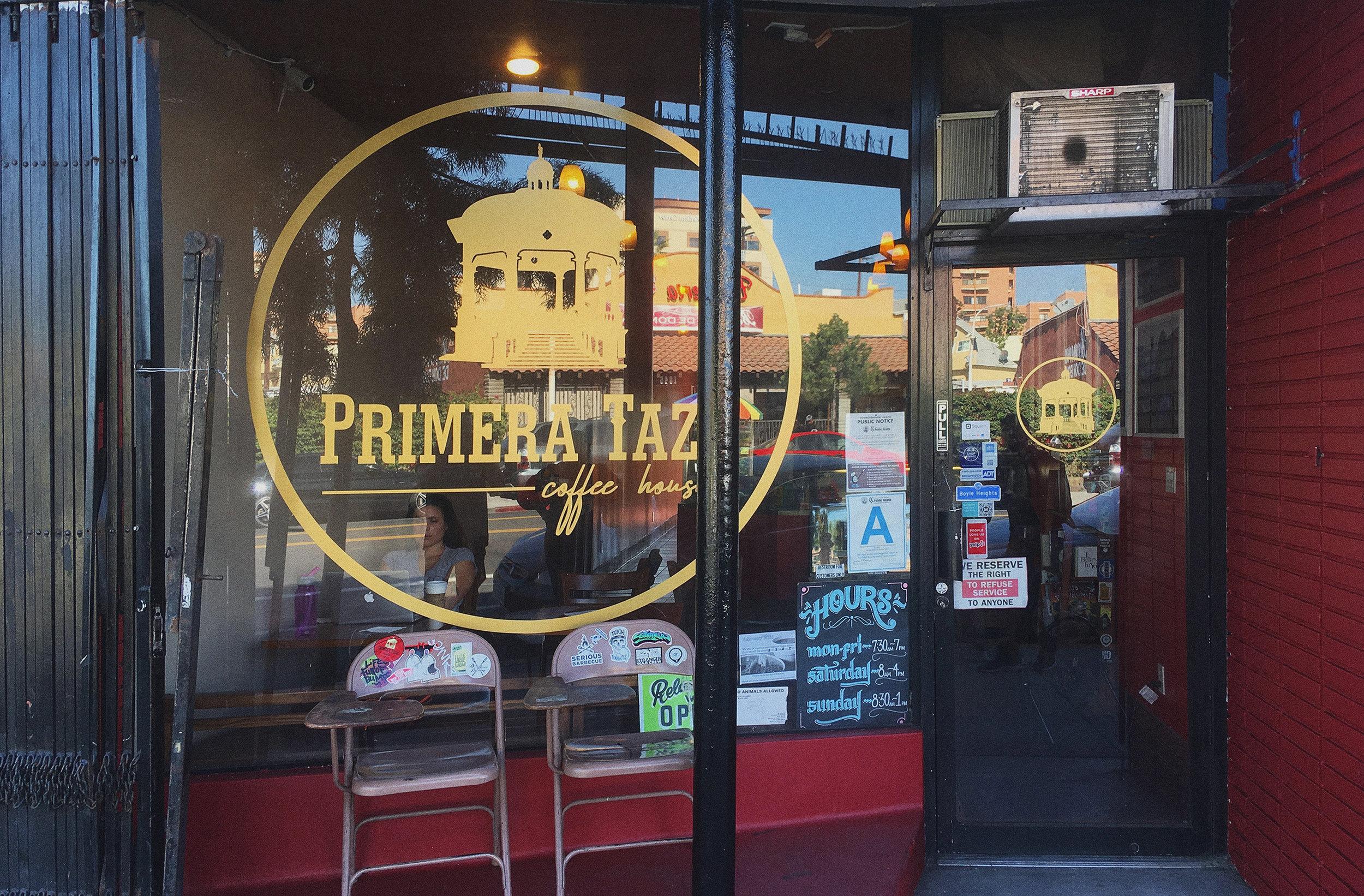 PRIMERA TAZA RE-BRANDING